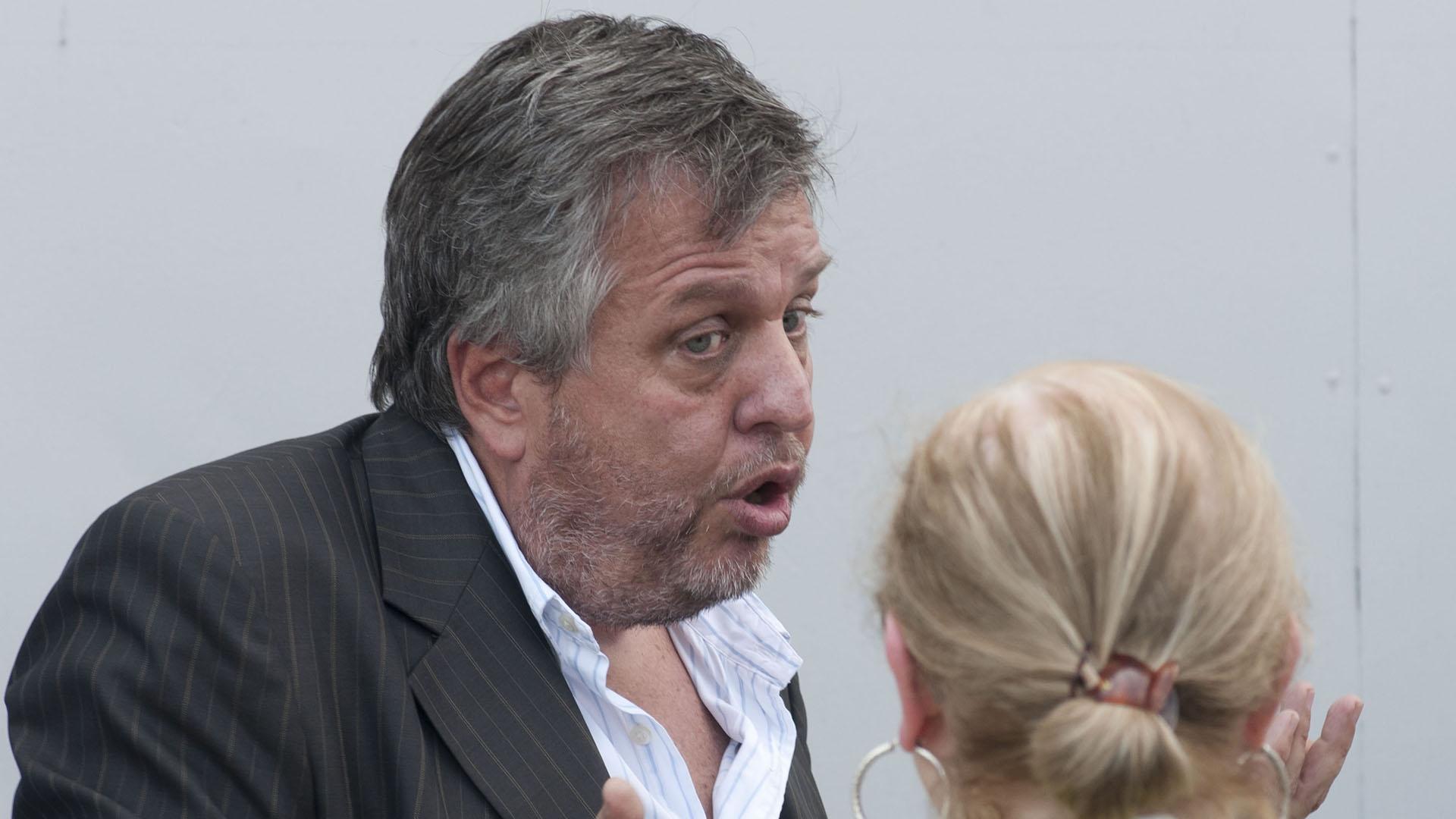 El fiscal Carlos Stornelli (foto NA)