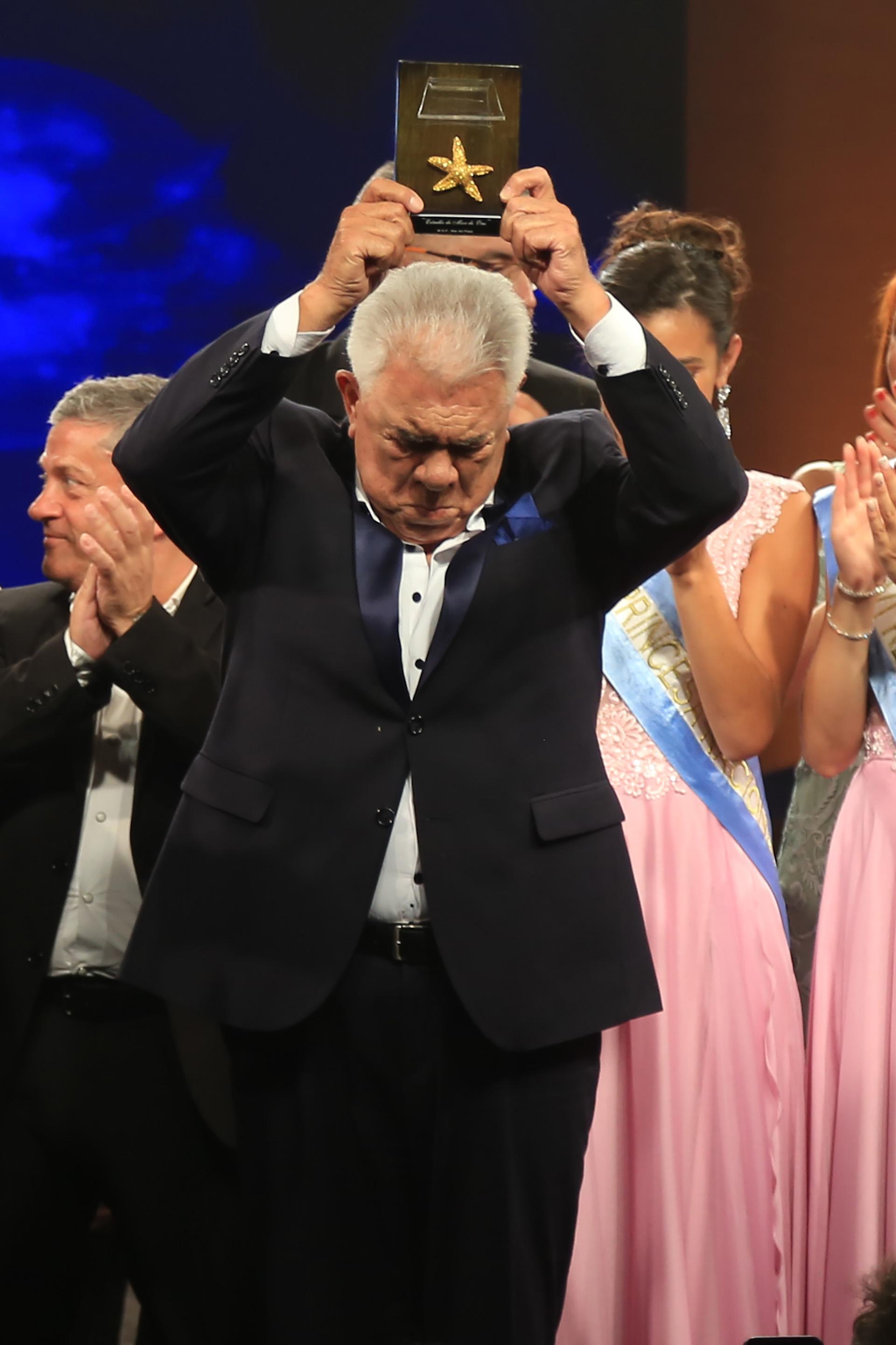 La emoción de Raúl Lavié (Damián Casais)