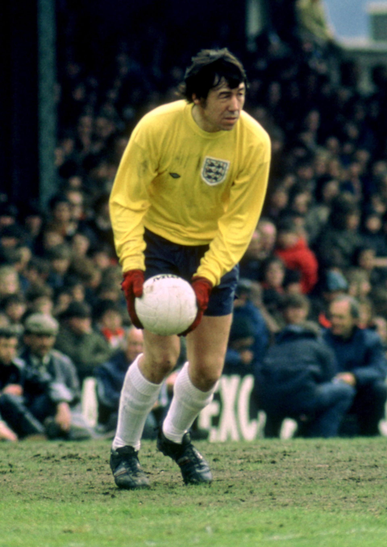 Gordon Banks ha sido campeón del mundo con Inglaterra en 1966 (Reuters)