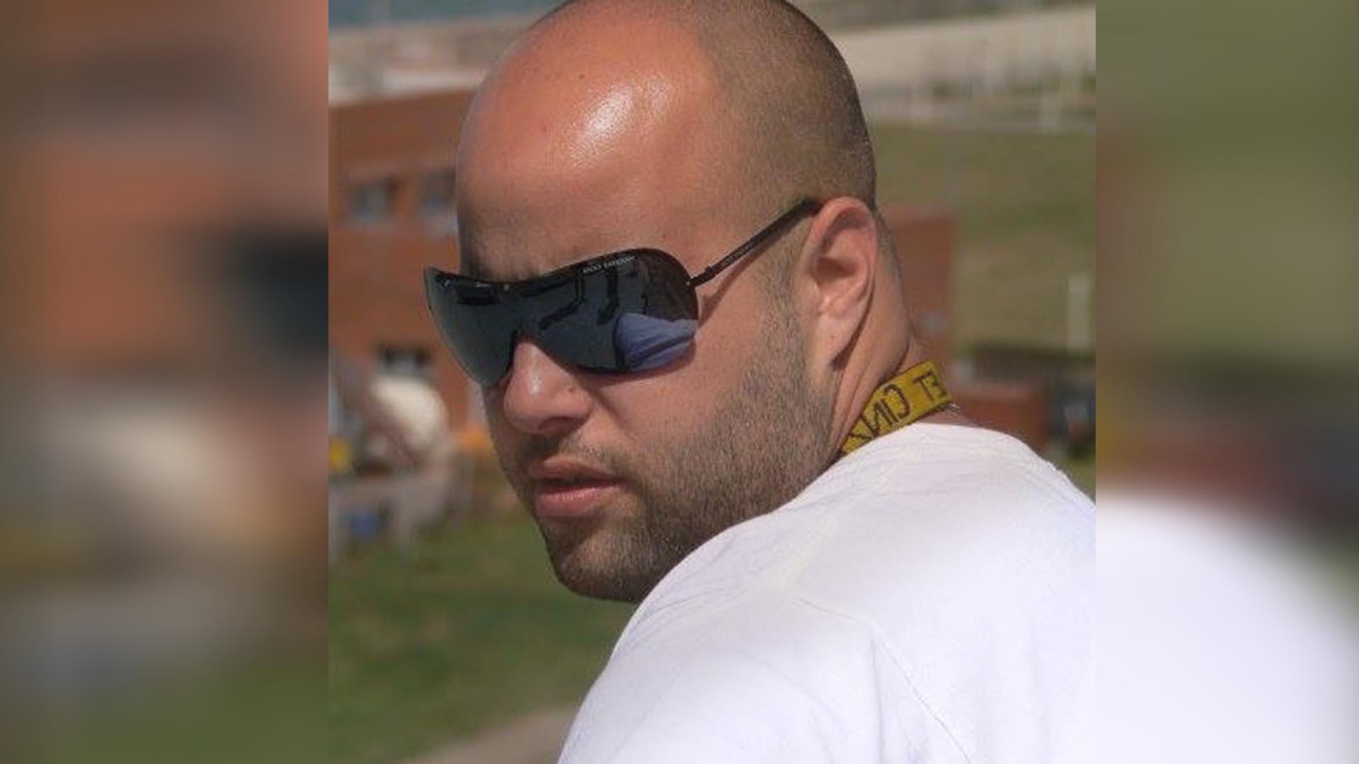 Matías Tarantini, uno de los agresores (@VoyEnUBER)