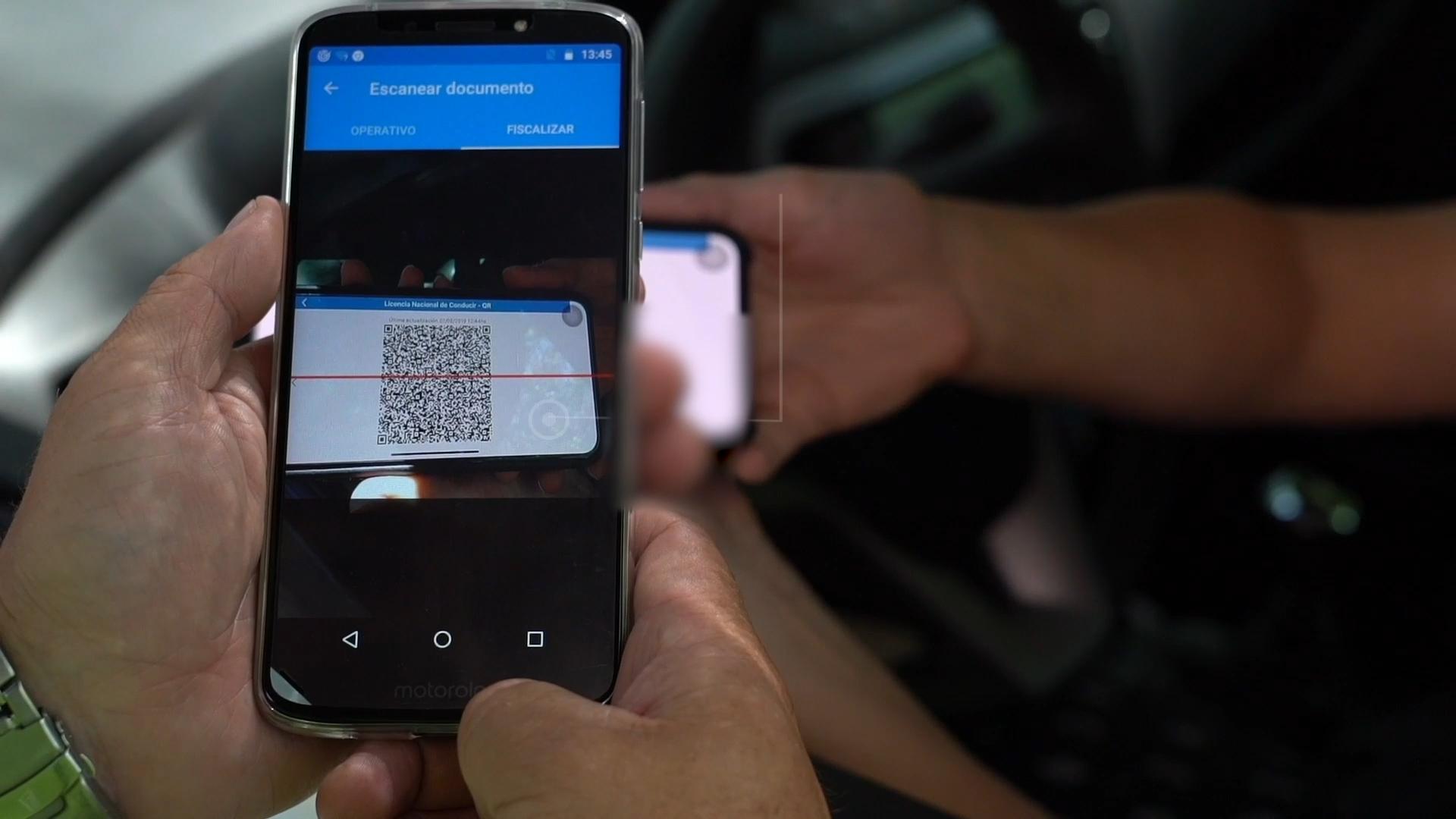 Para acceder a la versión digital de la licencia de conducir nacional hay que darse de alta en la app Mi Argentina.