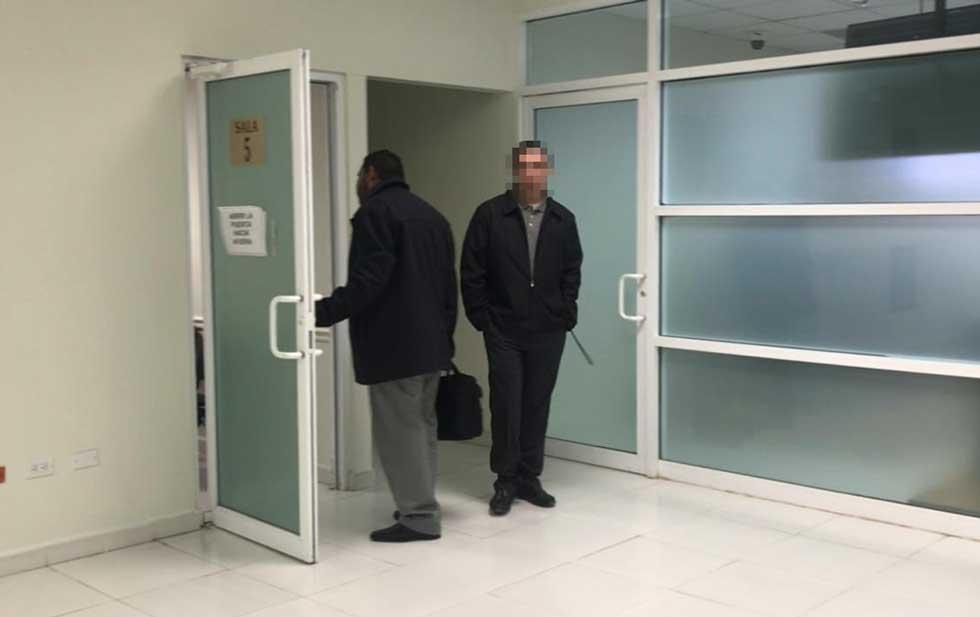 Ramiro Plascencia González, sacerdote de la parroquia de San Buenaventura, también acusado de abuso sexual.