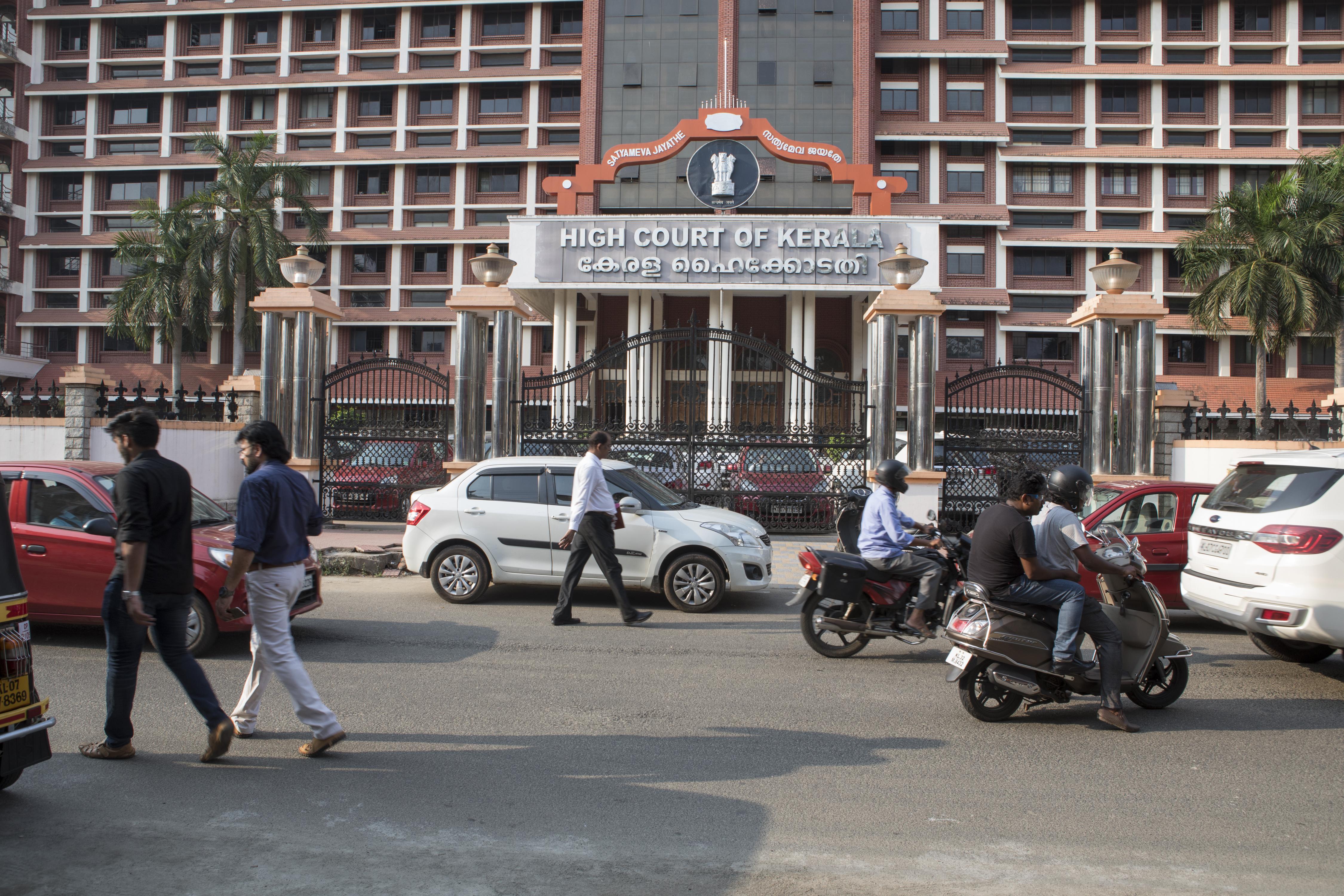 Kerala High Court (Samyukta Lakshmi/The New York Times)