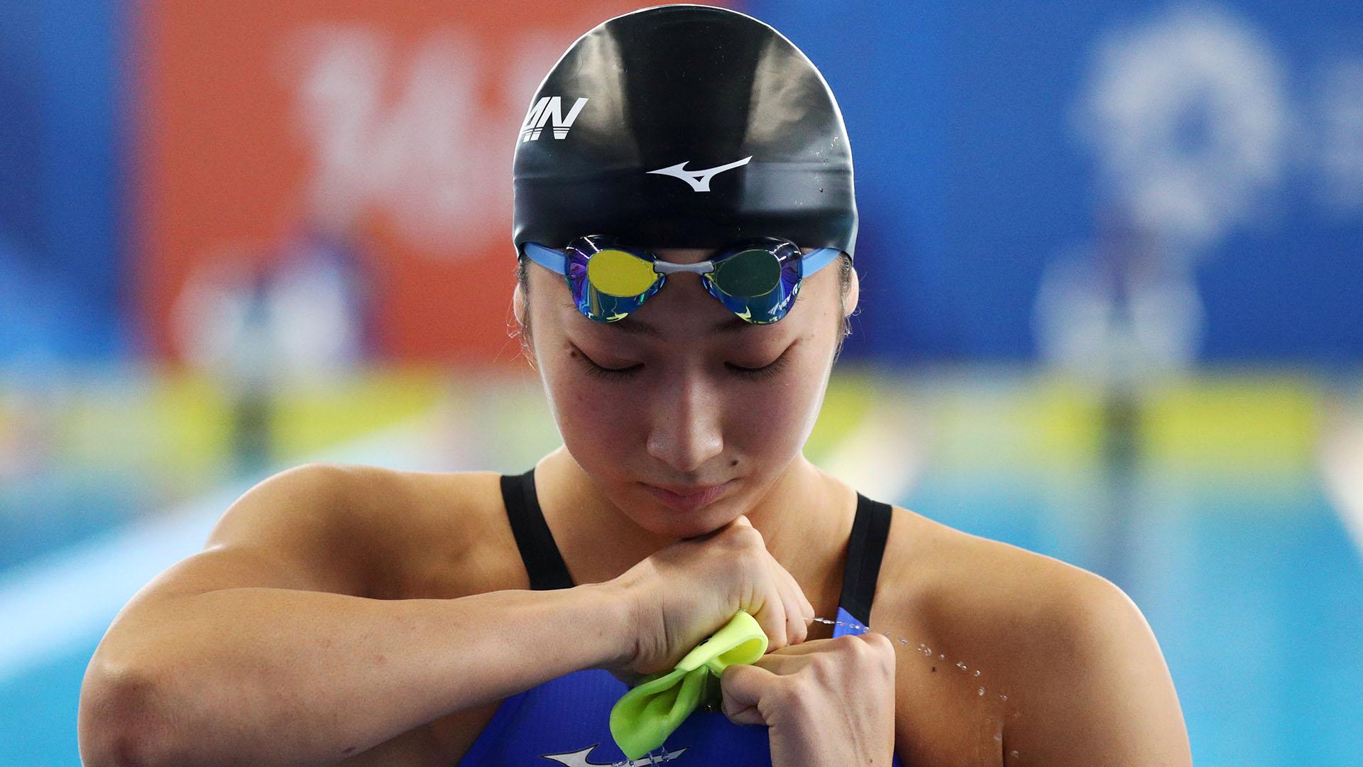 En los Juegos AsiáticosRikako Ikee ganó ocho medallas (Reuters)
