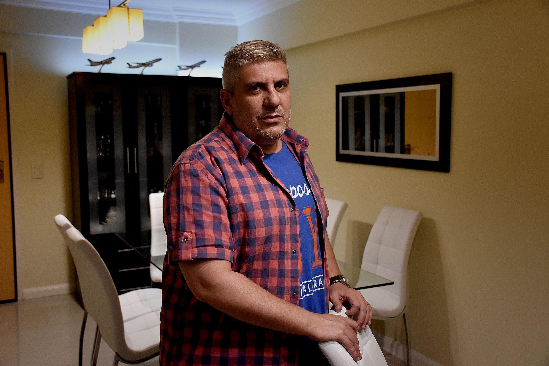 "Matías Bagnato: ""Mi abuela fue mi sostén"" (Nicolás Stulberg)"