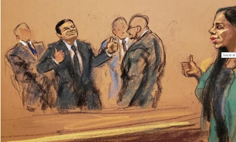 La defensa del capo se mostró indignada por las recientes revelaciones (Foto: REUTERS)