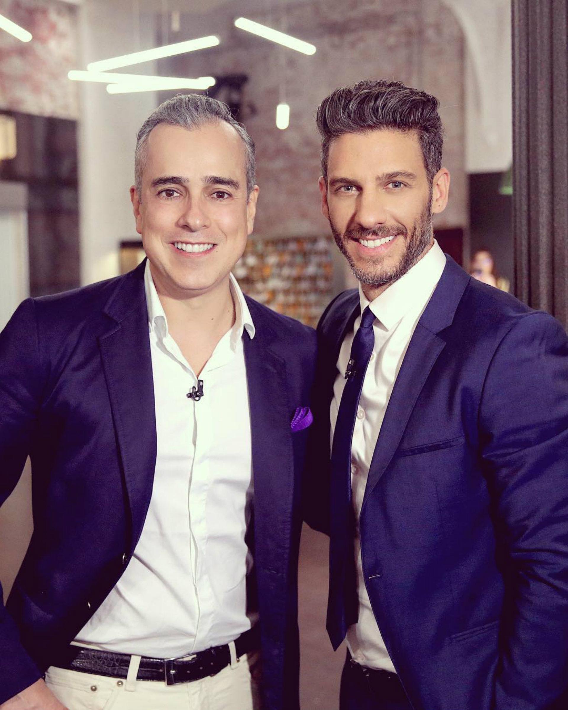 Abello se hizo famoso como Don Armando y ahora Erick Elías tiene ese papel (Instagram)