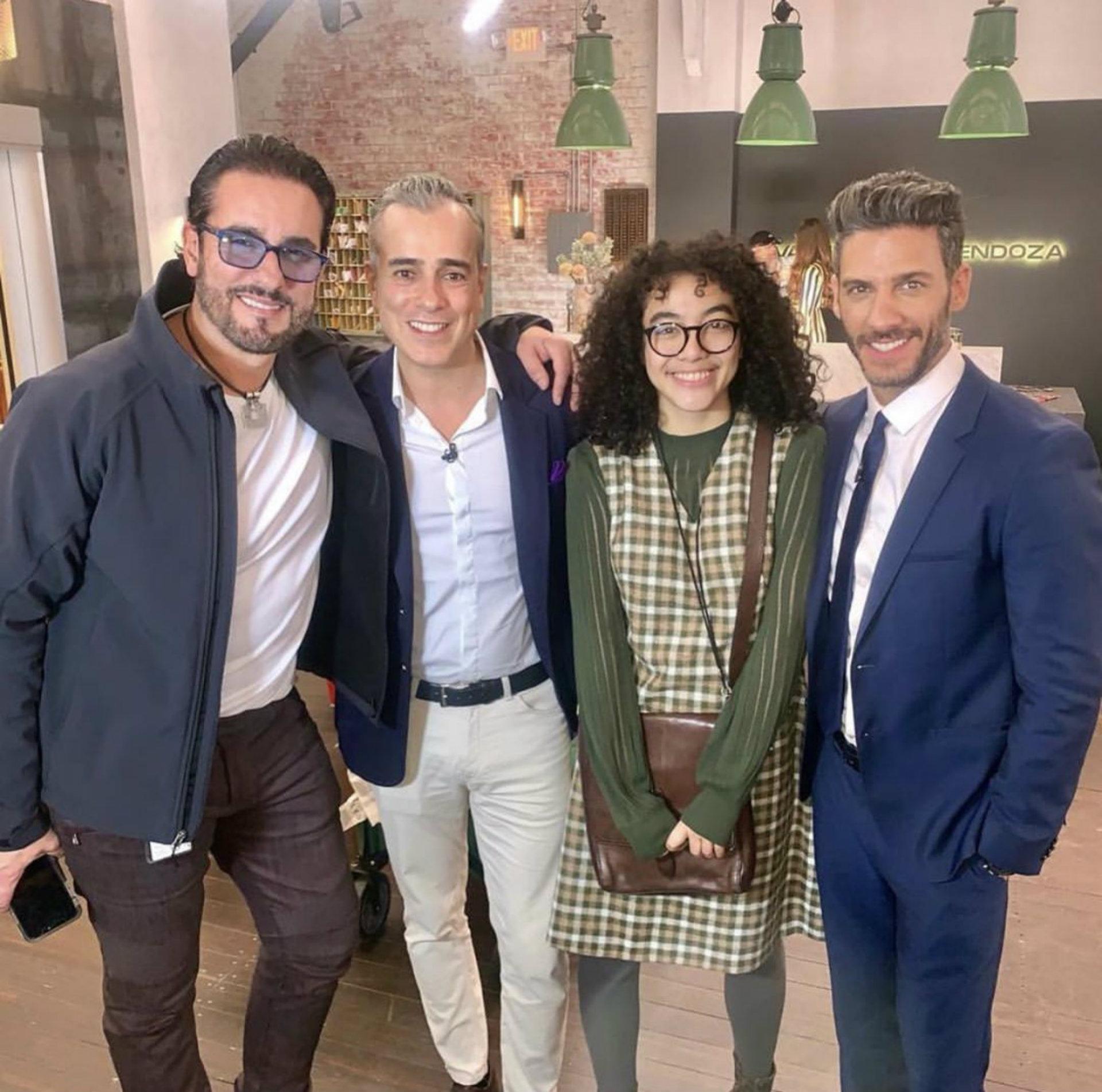 No se han dado a conocer muchos detalles de la participación de Abello en Betty en NY (Instagram)