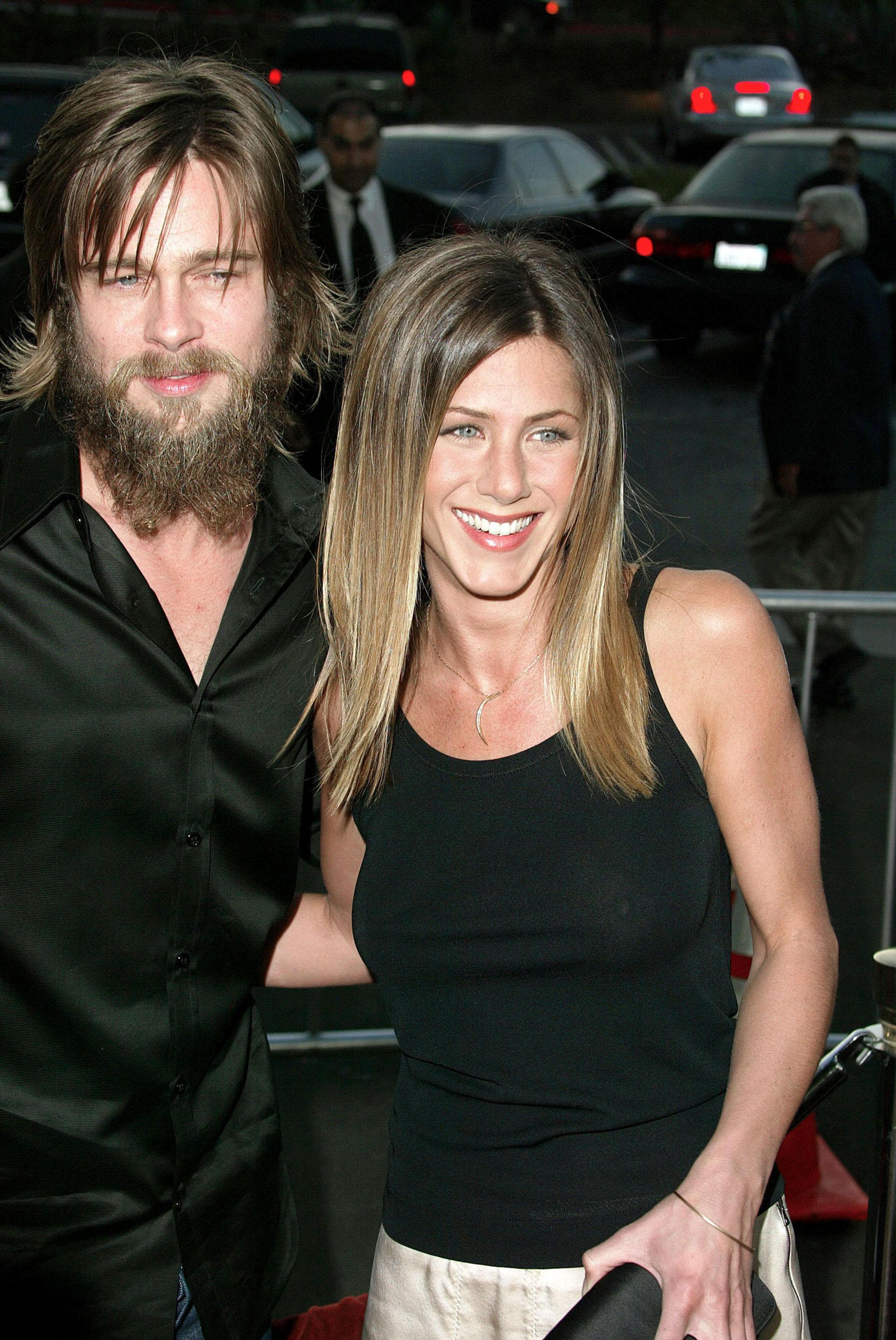 Su romance con Brad Pitt, que duró desde el 2000 al 2005, se terminó cuando el actor la dejó por Angelina Jolie