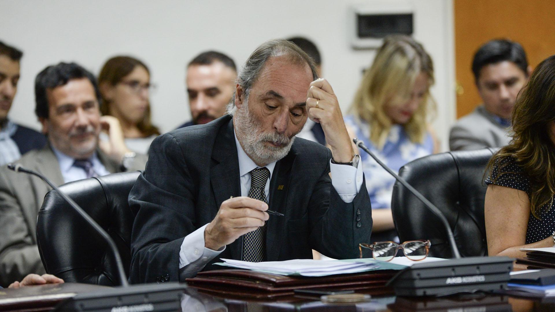 El diputado PabloTonelli, impulsor de la ley para que los jueces paguen Ganancias (J. Ferrario)