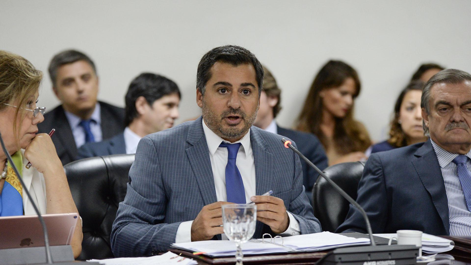 El consejero Molea, conecta la instrucción de la investigación contra Rodríguez (Julieta Ferrario)