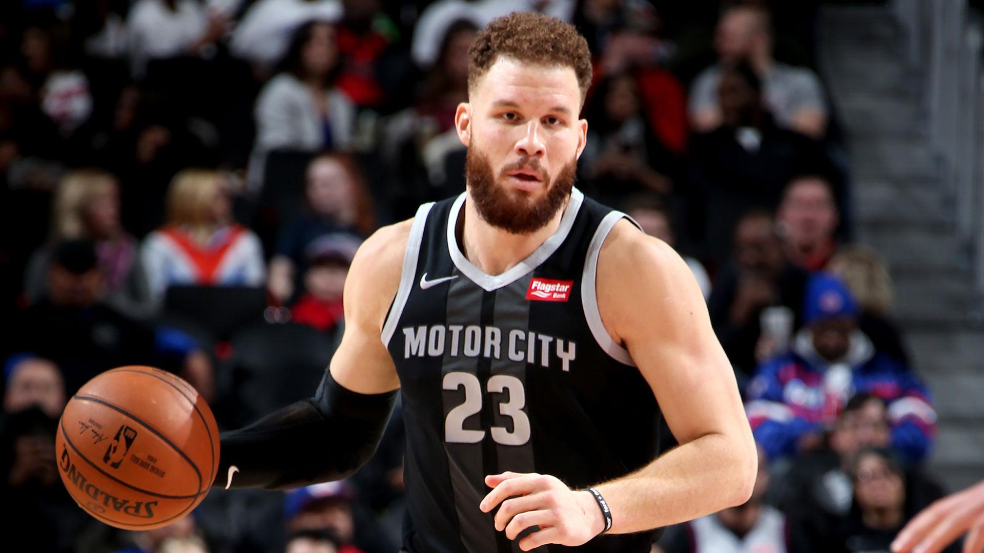 Blake Griffin, USD39,1 millones (USD 23,1 millones de salario y USD 7 millones de patrocinadores)