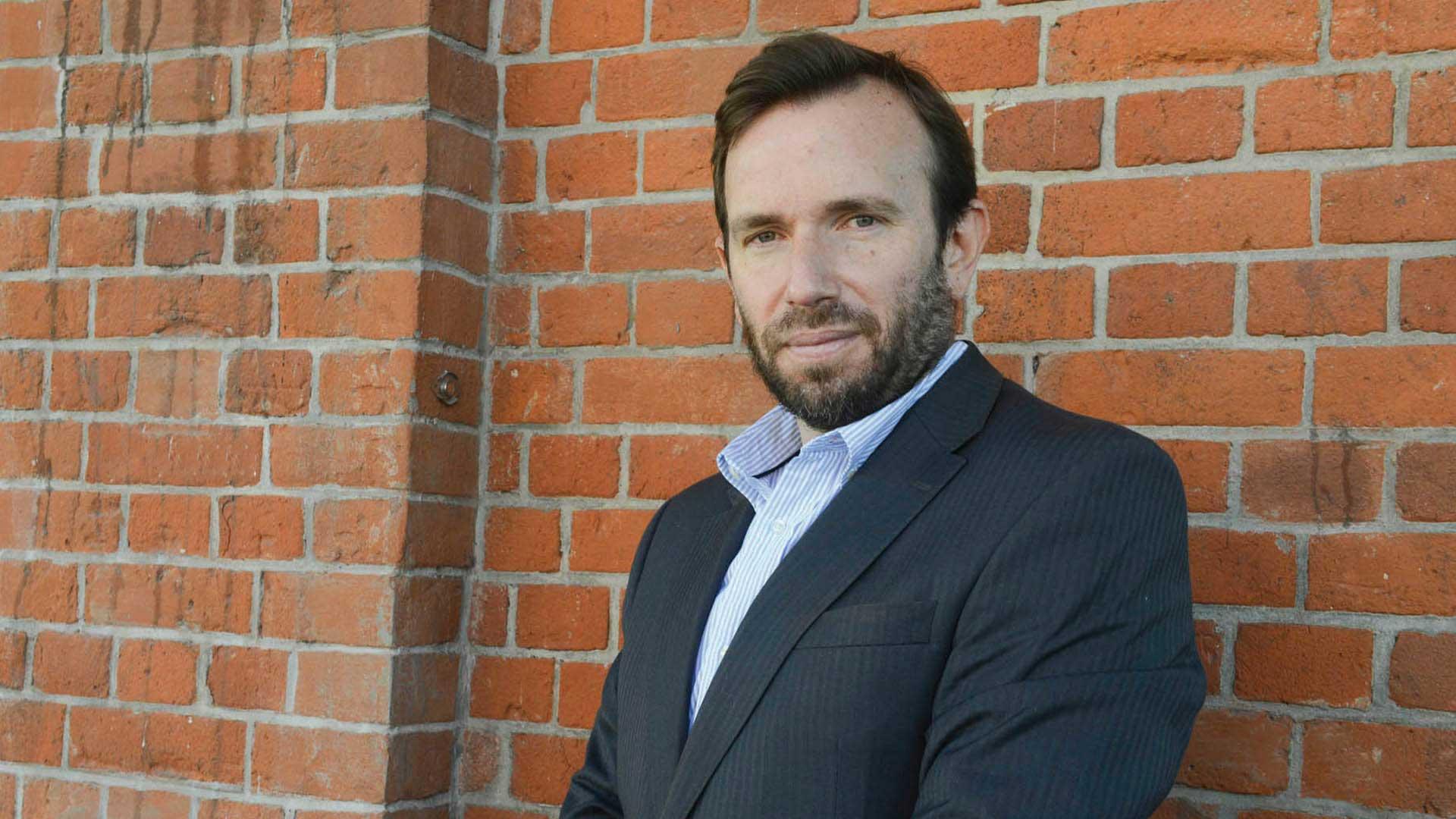 Fabián Calle, director de Asuntos Académicos del ISEN. Foto: Fernando Calzada/DEF.