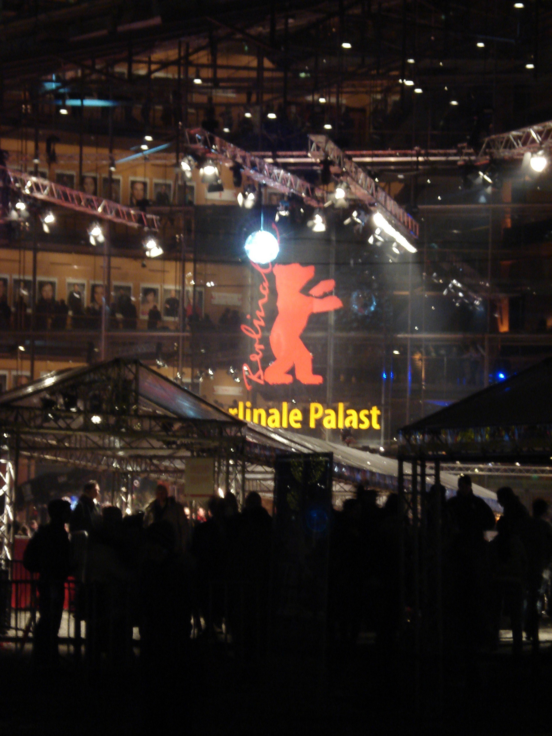La Berlinale, ícono de la capital alemana