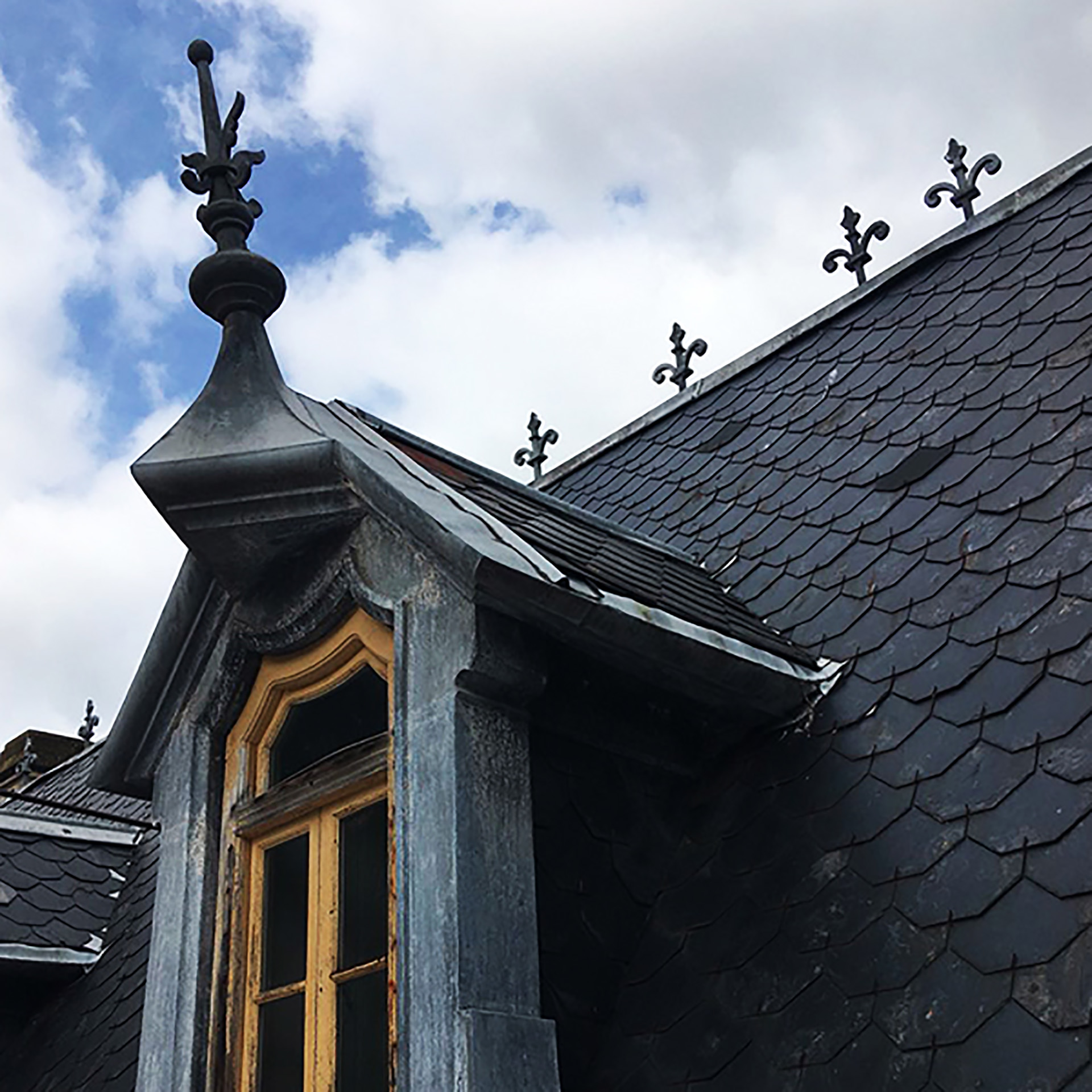Detalles góticos