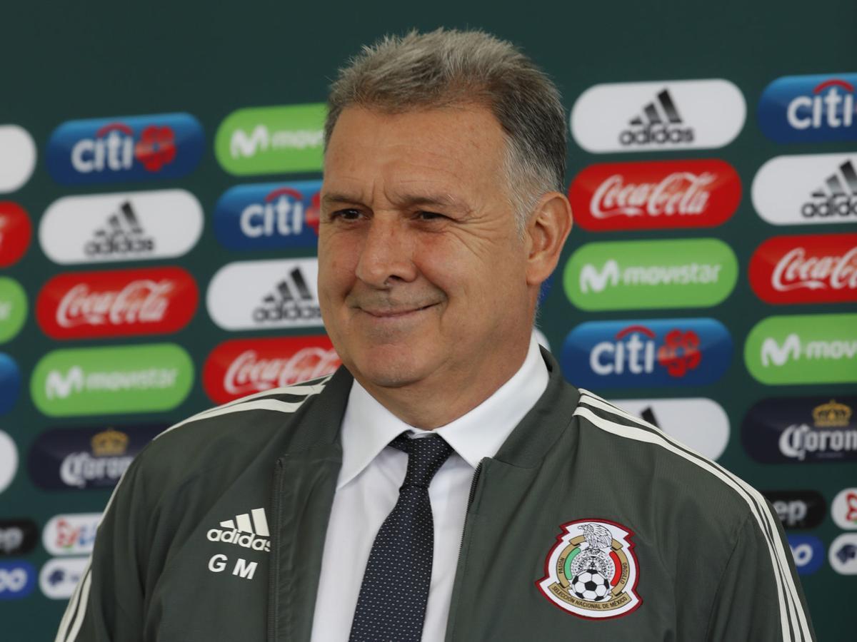 Gerardo Martino ha dirigido a la selección de Paraguay, Barcelona y Atlanta United, entre otros equipos (Foto: AP)