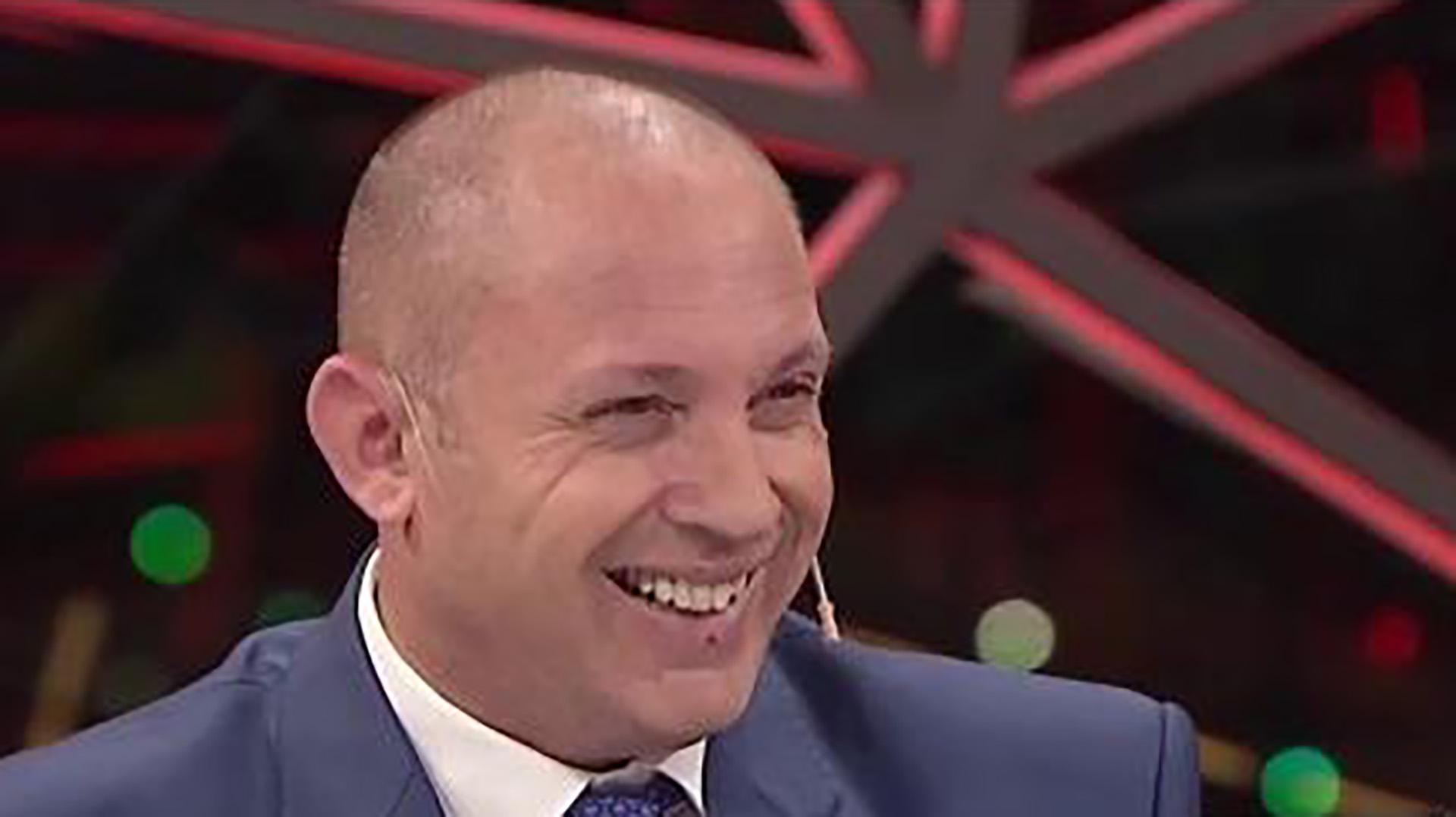 El falso abogado Marcelo D'Alessio