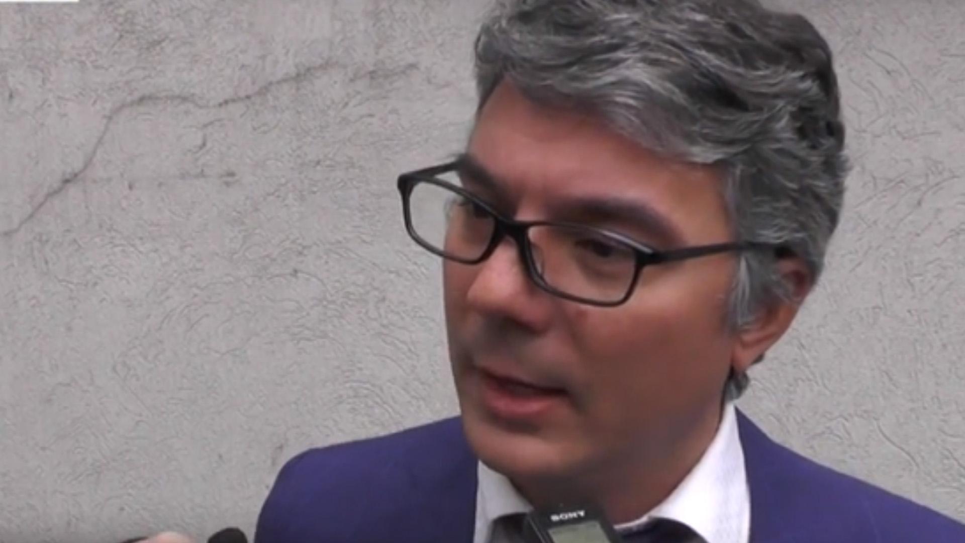 El juez Federico Villena