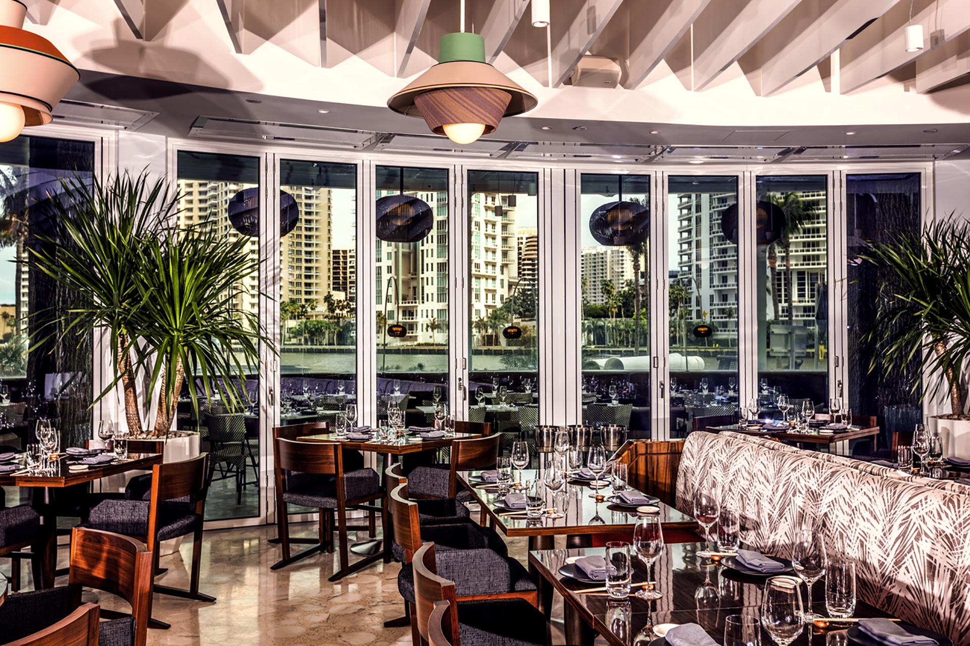 El interior del restaurante que transformó la escena gastronómica de Miami
