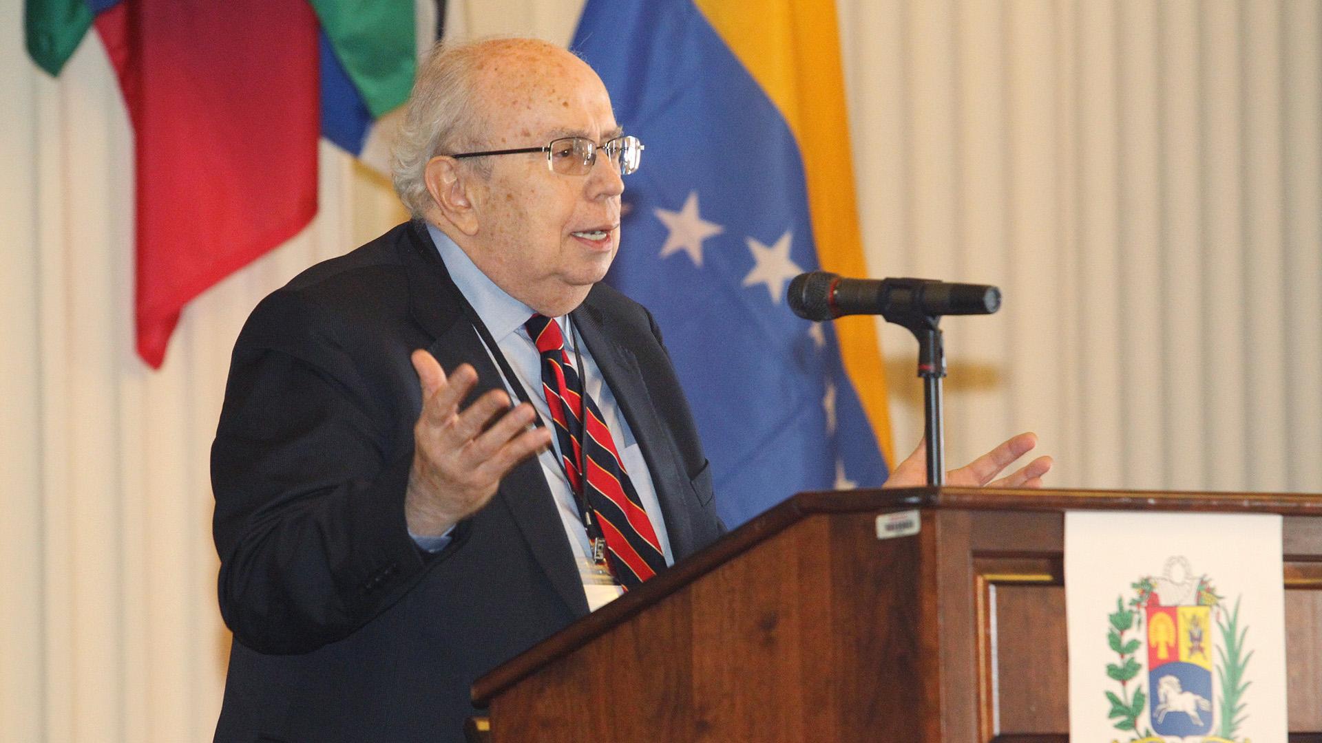 Gustavo Tarre, Representante Permanente de la República Bolivariana de Venezuela ante la Organización de Estados Americanos