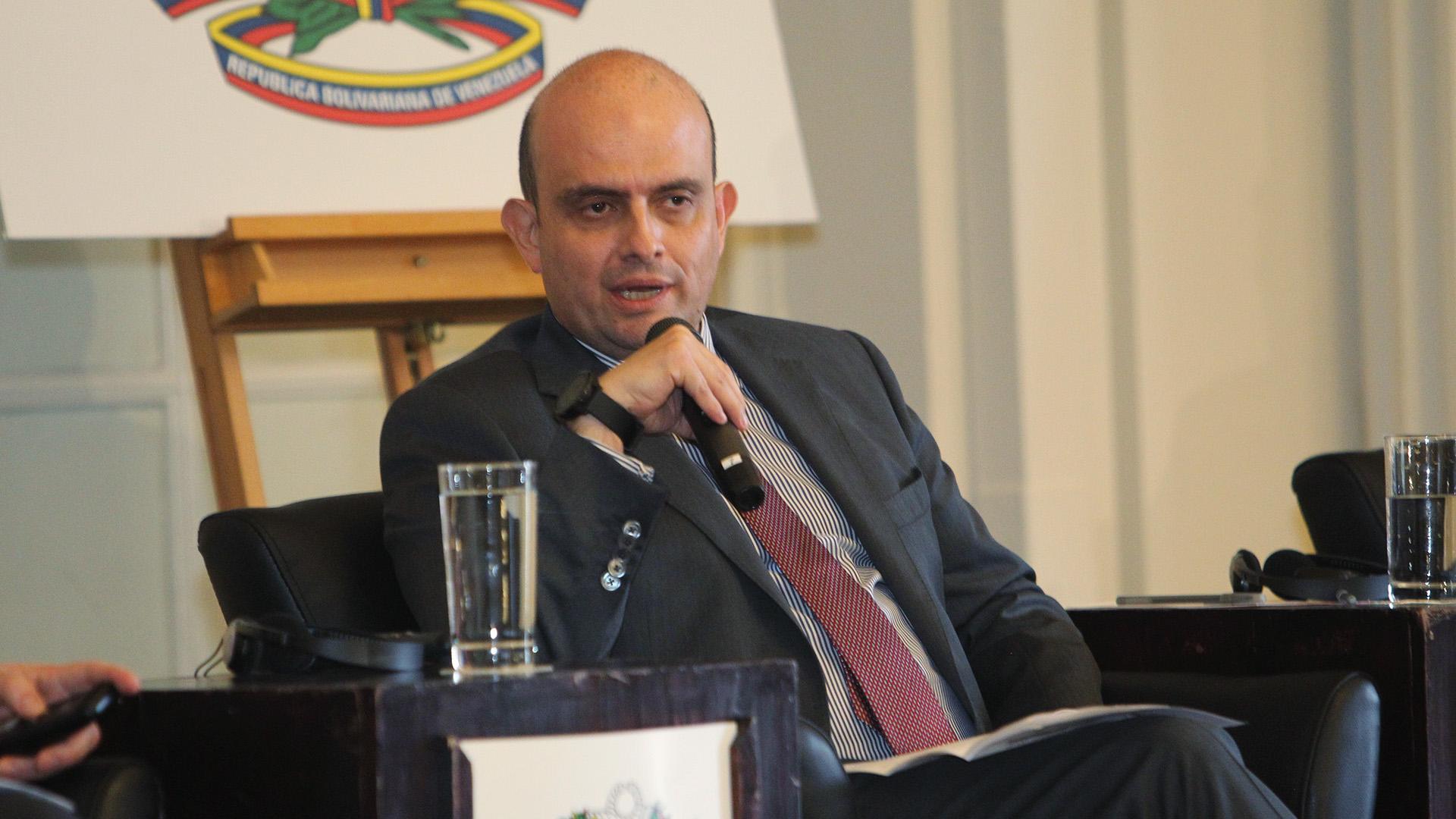 Ivan Darío González Ortiz, viceministro de Salud Pública y Prestación de Servicios de Colombia