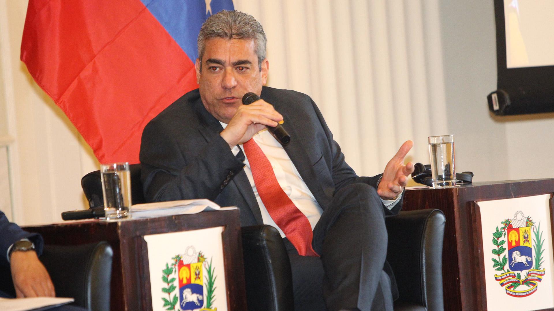 MiguelAntonioMayo Di Bello, ministro de Salud de Panamá