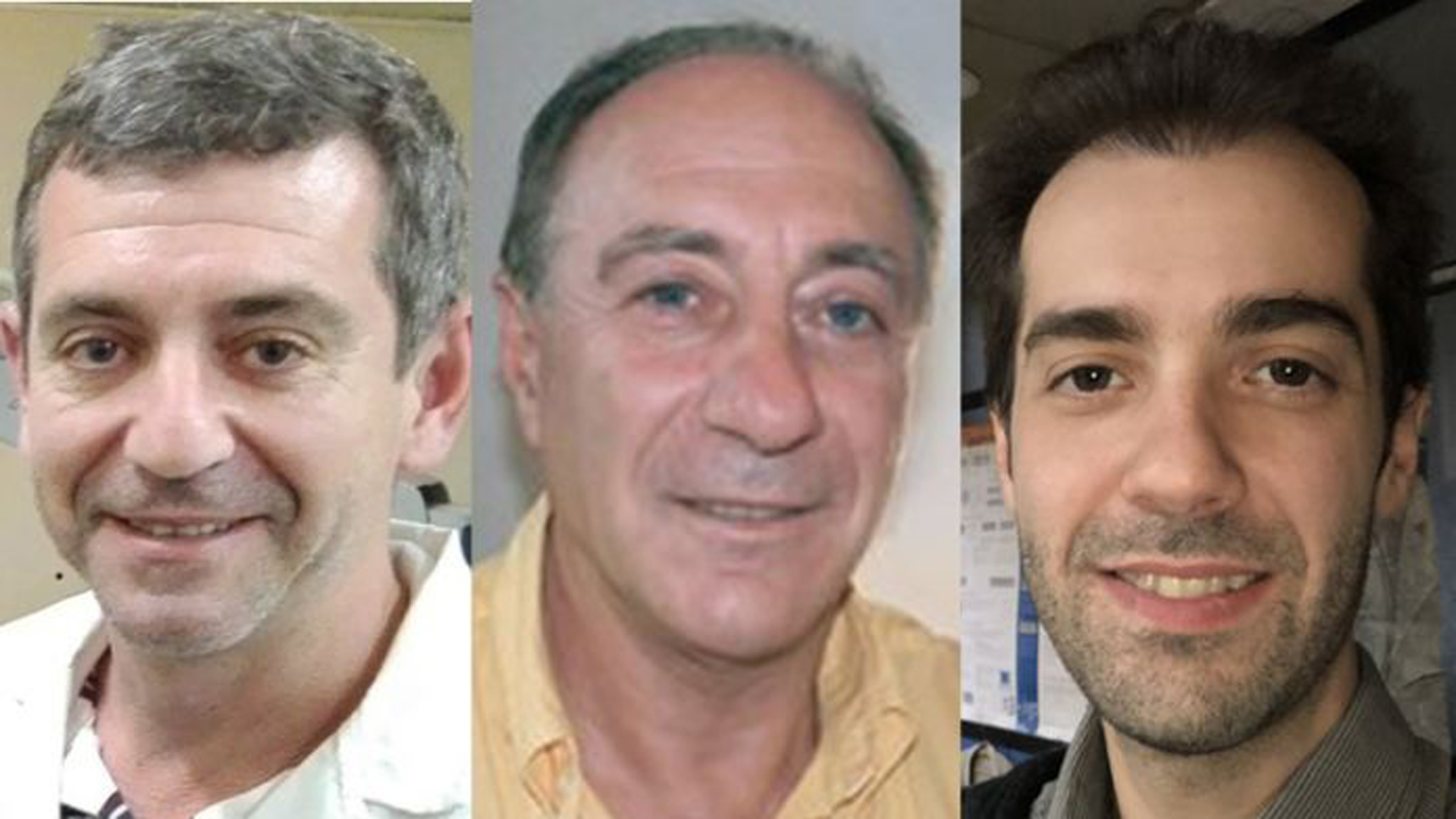 Sergio Lew, Sergio Gwirc y Fabián Acquaticci son los investigadores detrás de la novedosa técnica