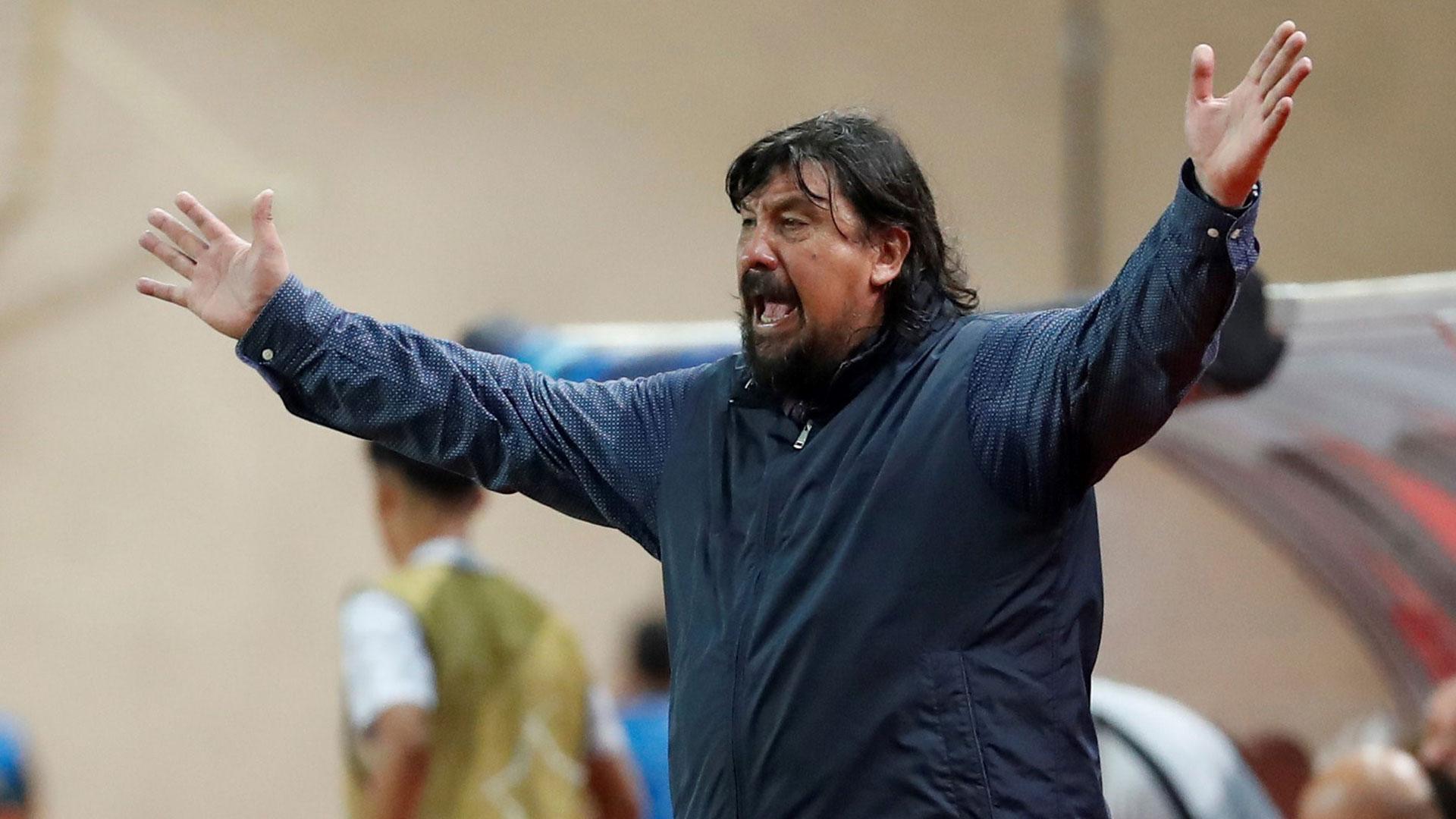 Burgos es considerado pieza clave en el andamiaje del Atlético (Reuters)