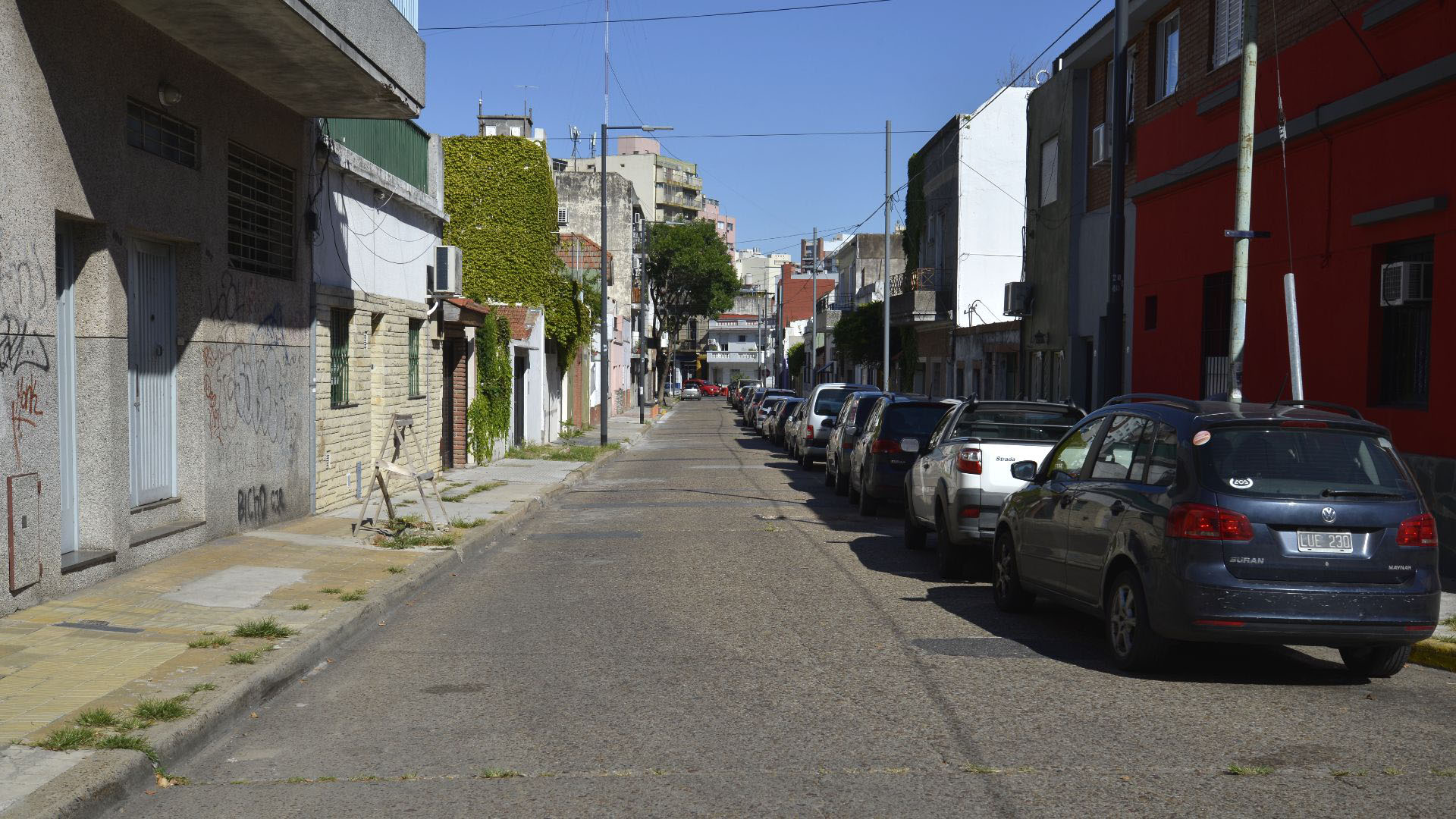 China, el pasaje del barrio porteño Villa Ortúzar en el que crecieron Arnaldo y Carlos