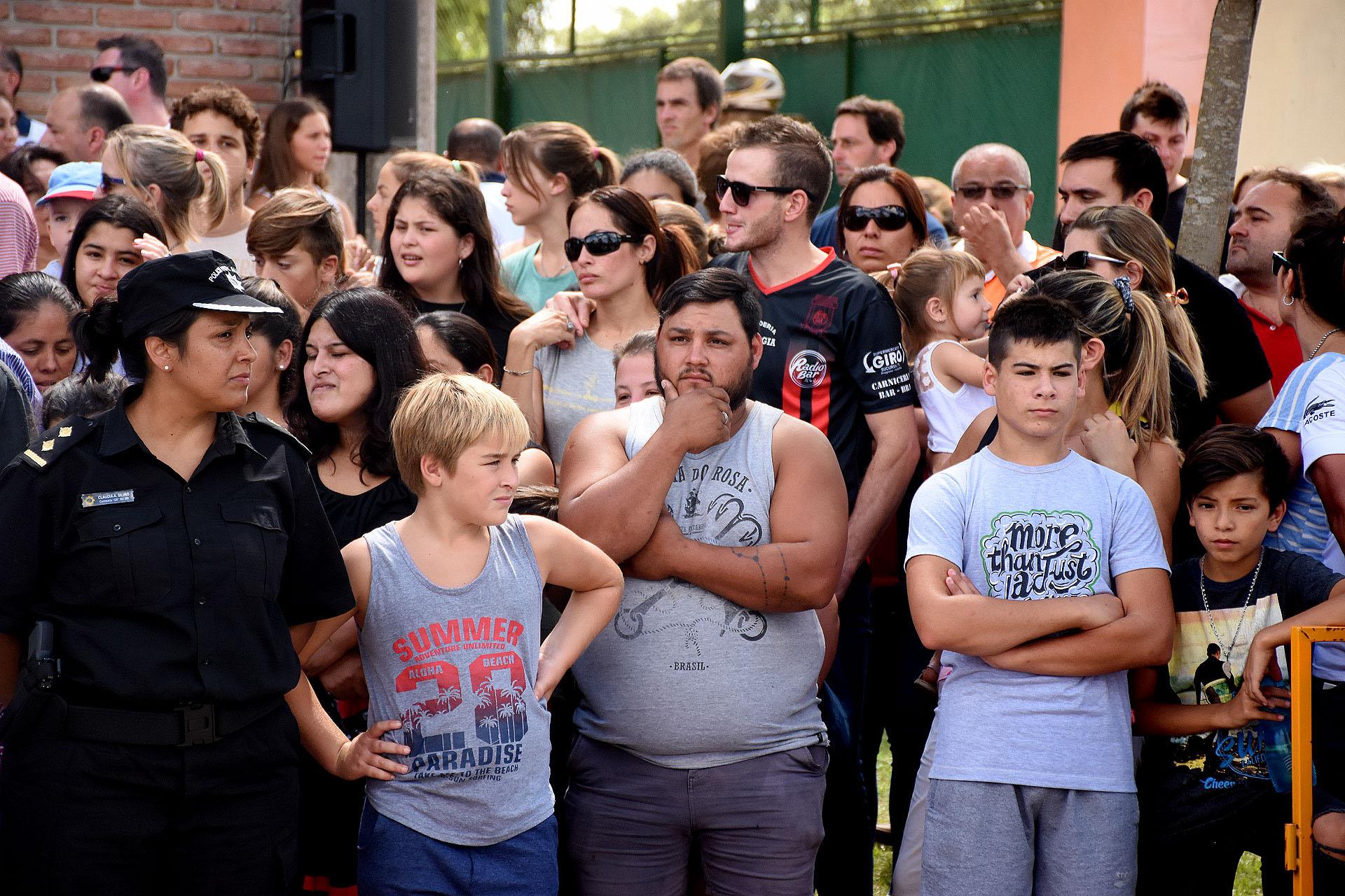 El pueblo se reunió para despedir a Emiliano Sala (Nicolás Stulberg)