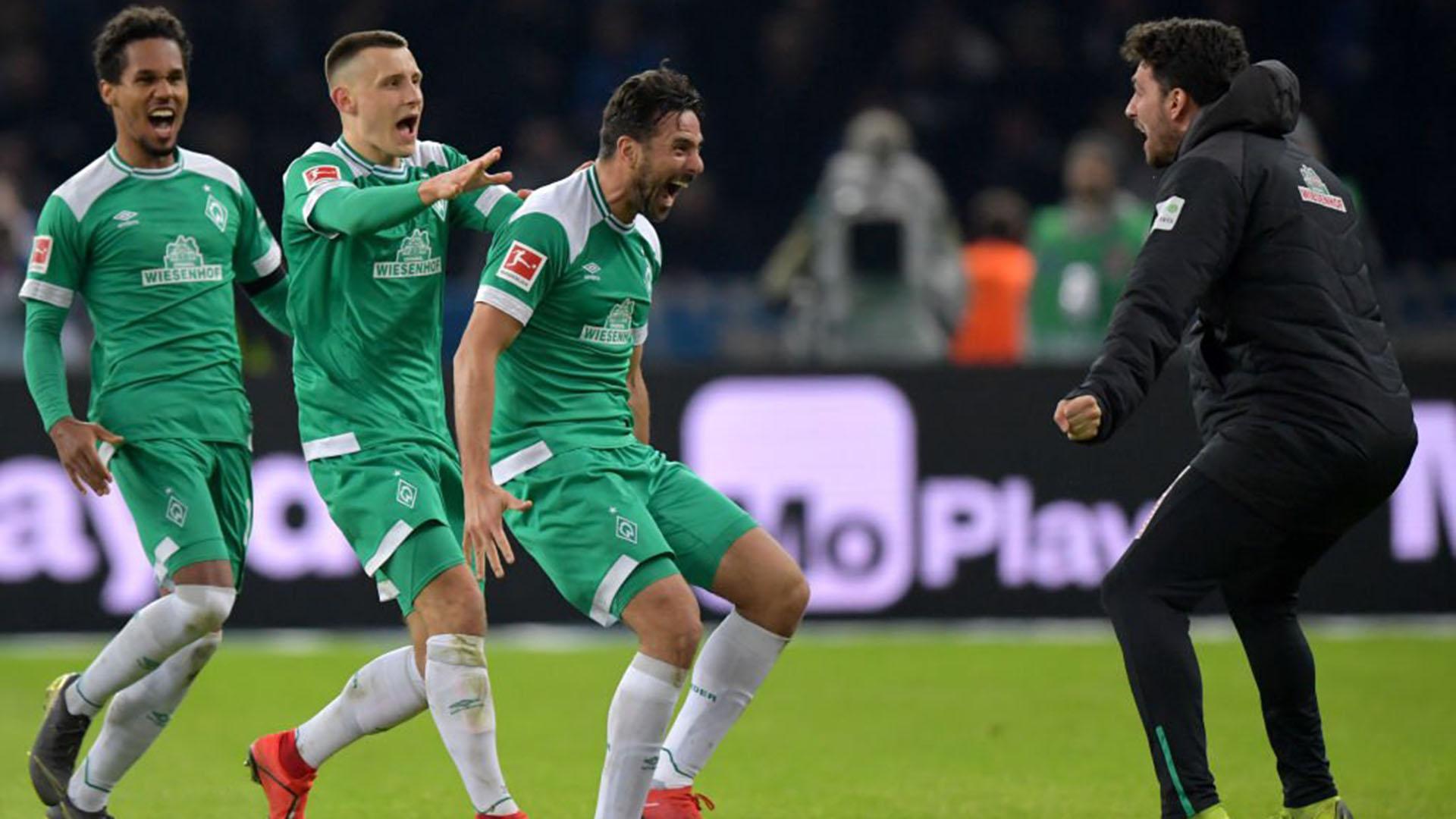 Pizarro pelea con Lewadowski el trono de máximo goleador extranjero de la Bundesliga (@SC_ESPN)
