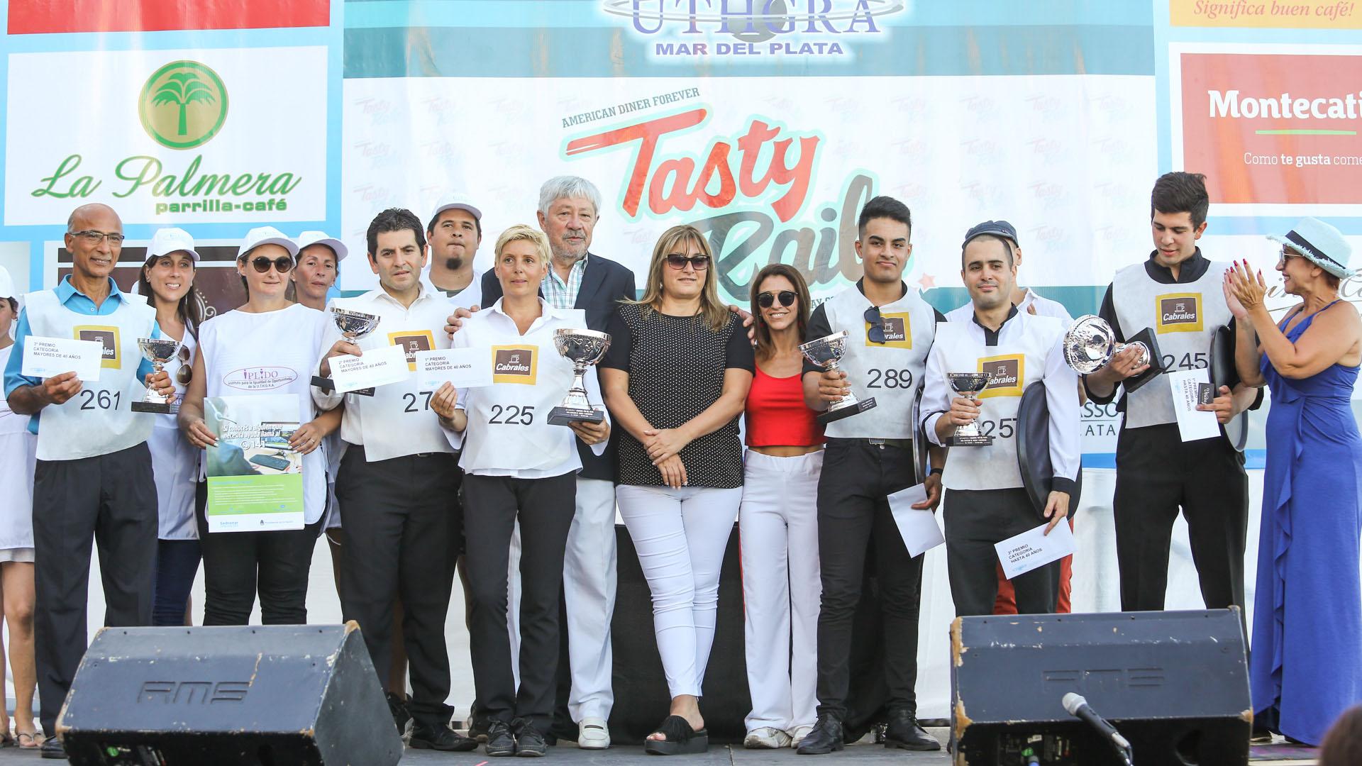 La competencia repartió más de $65.000 pesos en premios