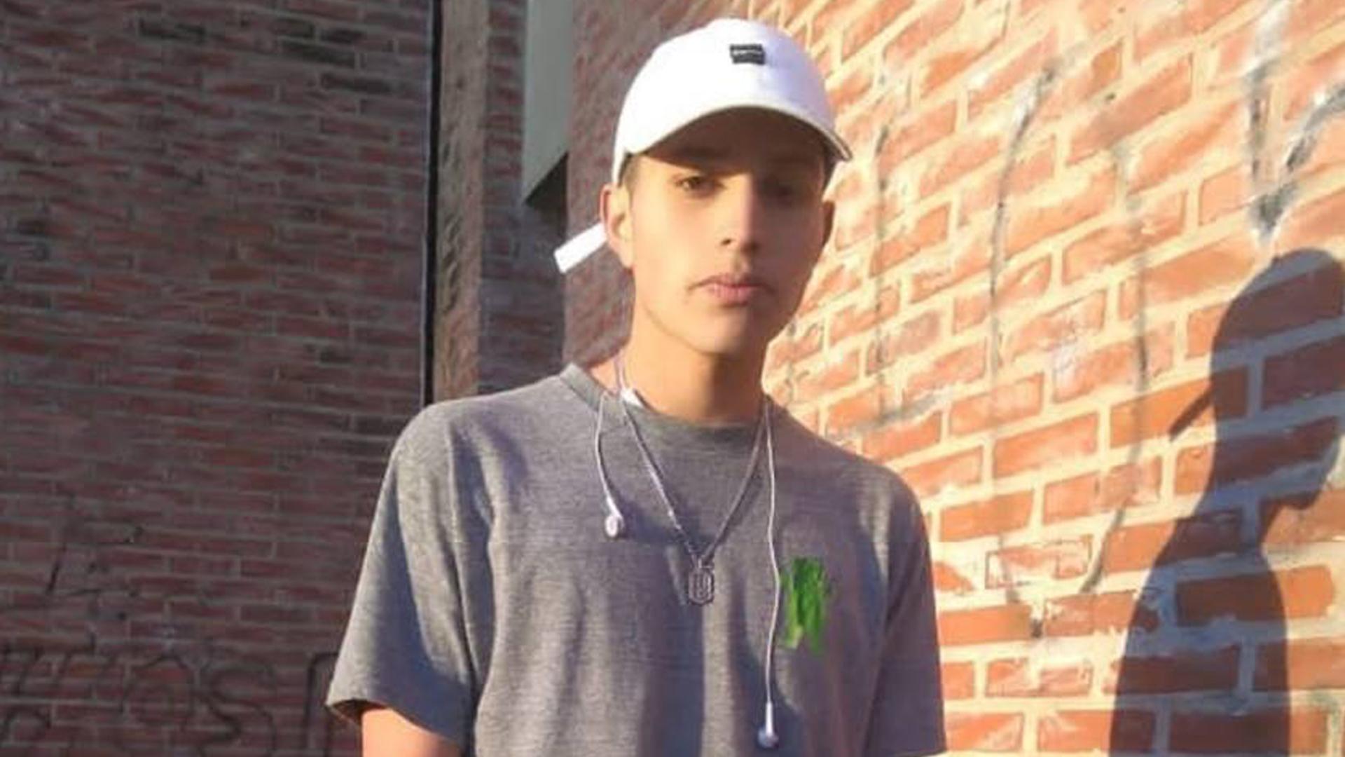 Ezequiel Lamas tenía 17 años y estabapor empezar su último año de colegio