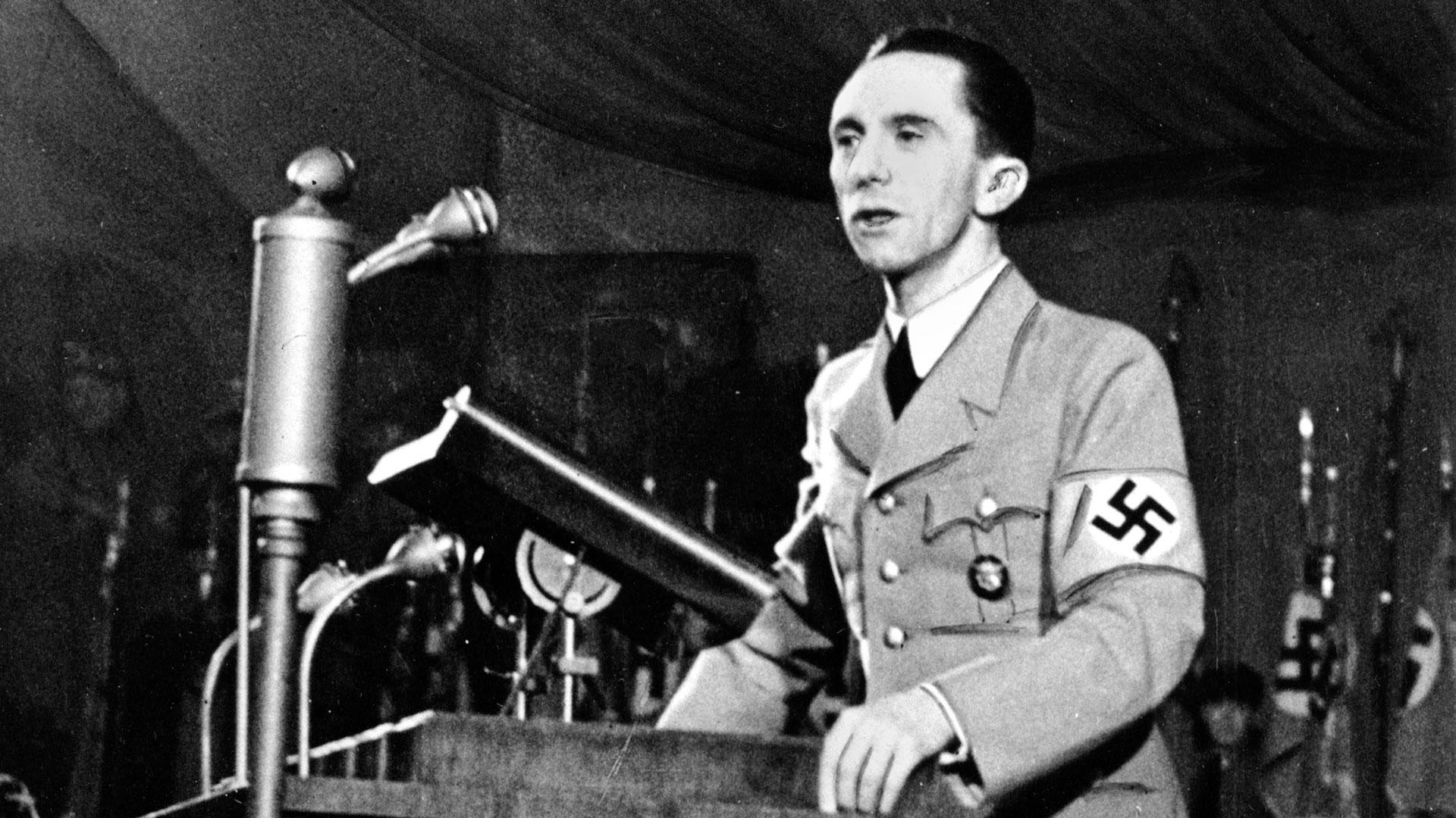 Joseph Goebbels (AP)