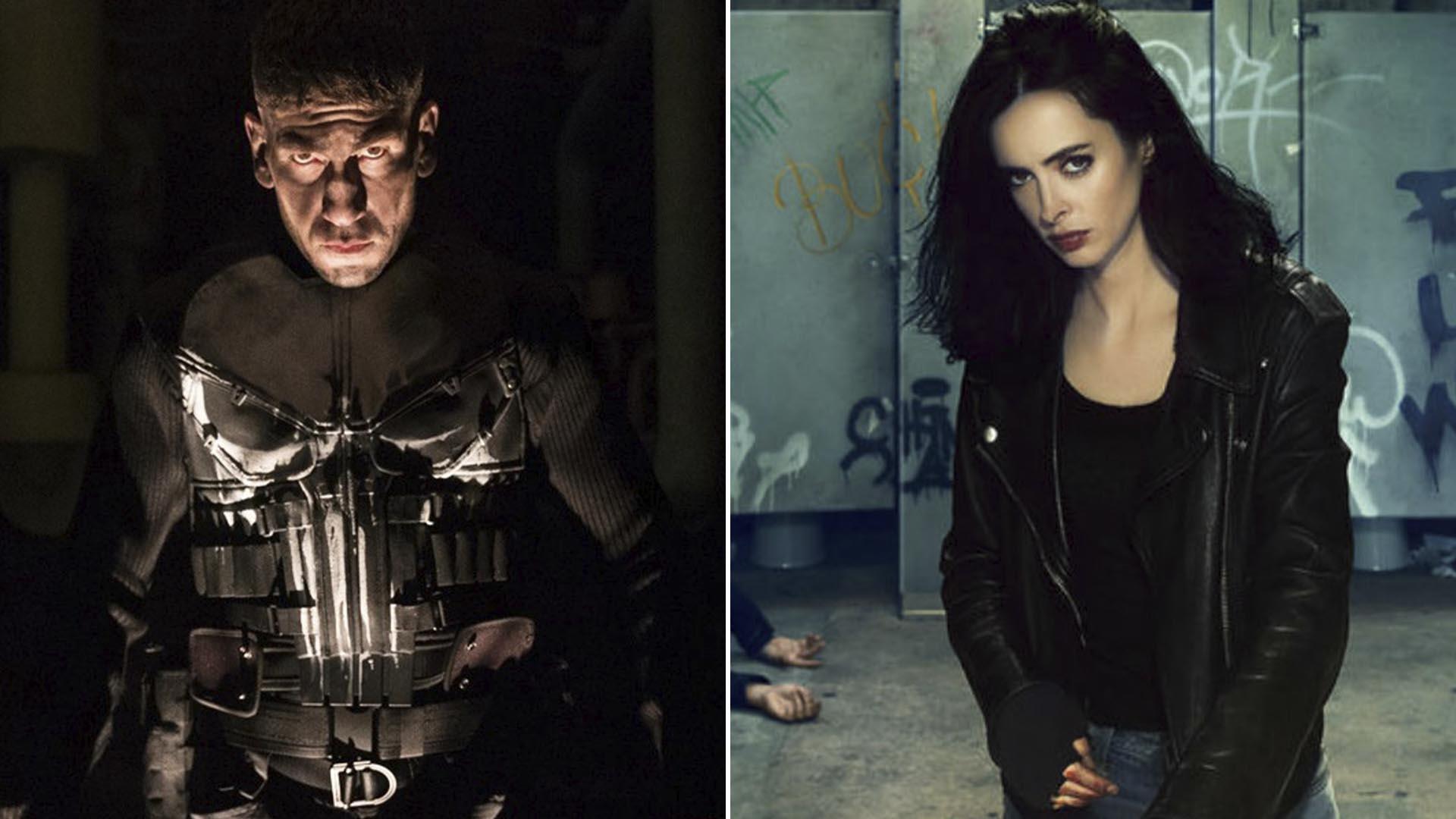 Netflix Canceló The Punisher Y Jessica Jones Infobae
