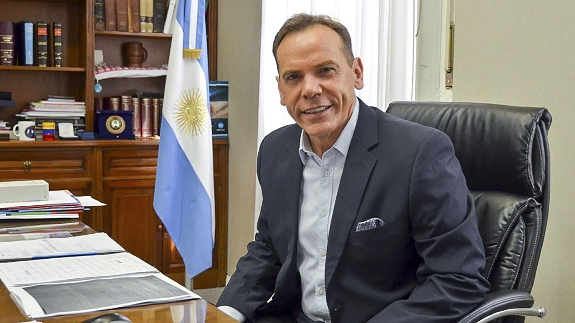 Horacio Garcia, director de Migraciones