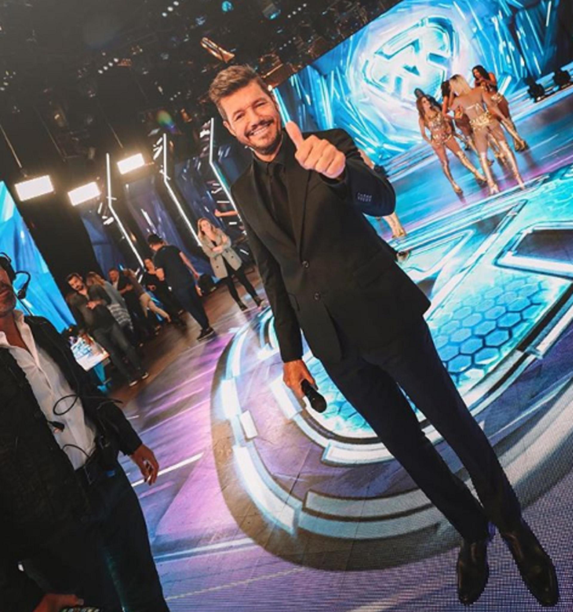 Este año, Marcelo Tinelli celebra sus 30 años en la televisión