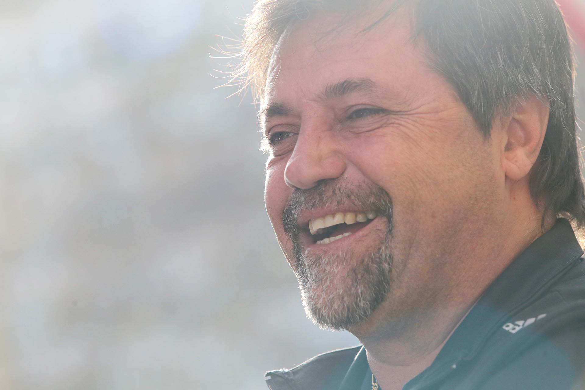 Caruso Lombardi no dirige desde 2017, cuando renunció en diciembre en Tigre(Facundo Pechervsky)