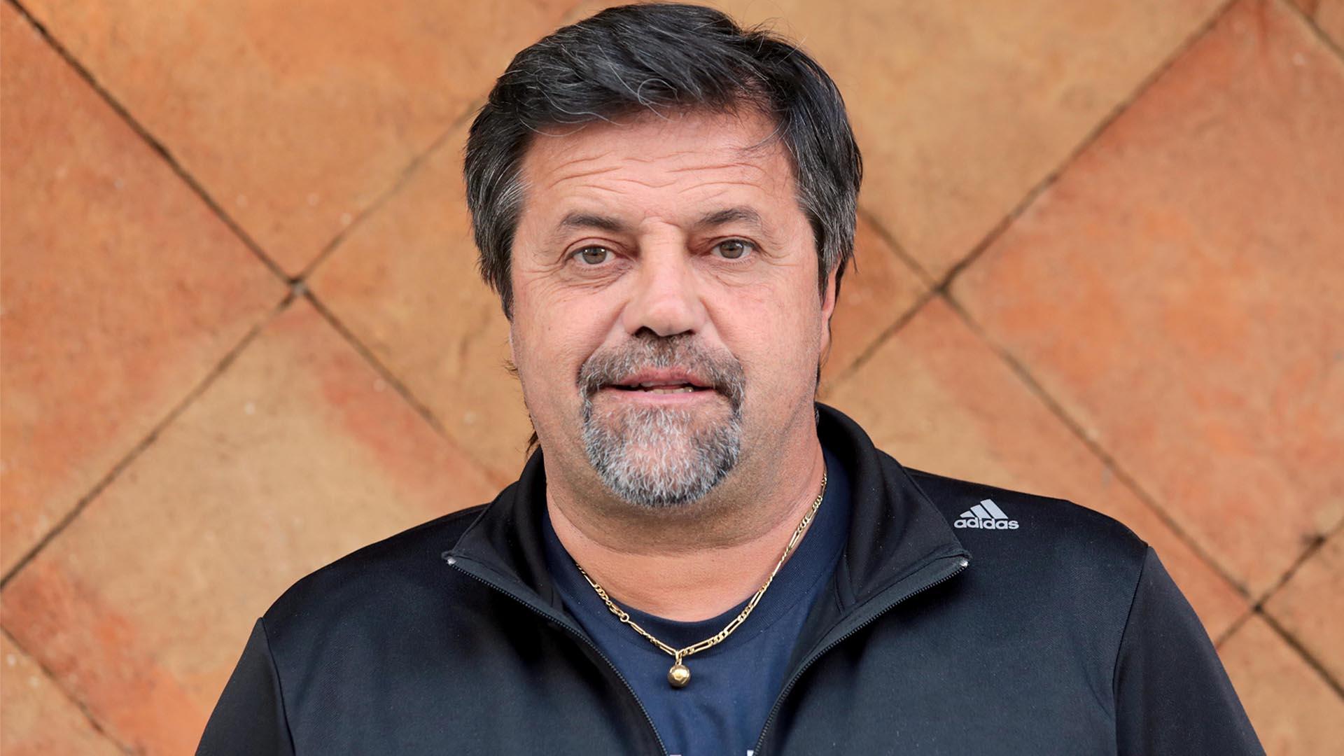 Ricardo Caruso Lombardi acordó de palabra con San Martín de Tucumán (Facundo Pechervsky)