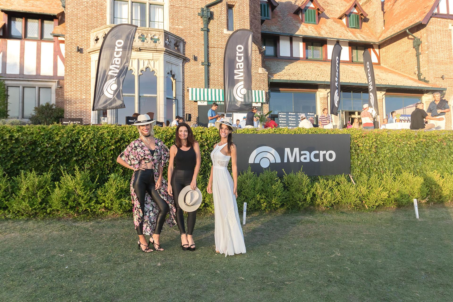 Los Famosos Disfrutaron Del Abierto De Golf En Mar Del Plata