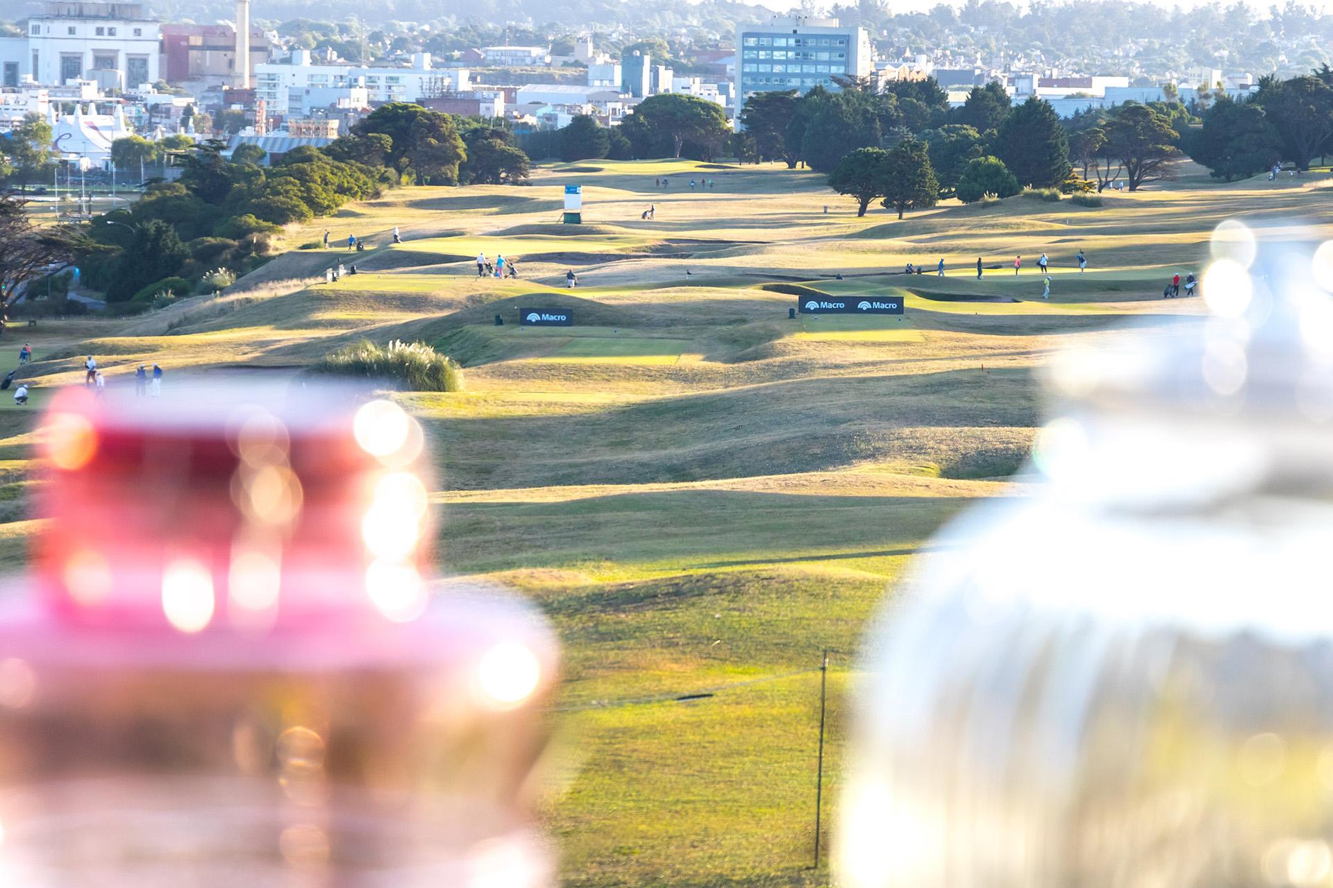 Campo de golf en Playa Grande