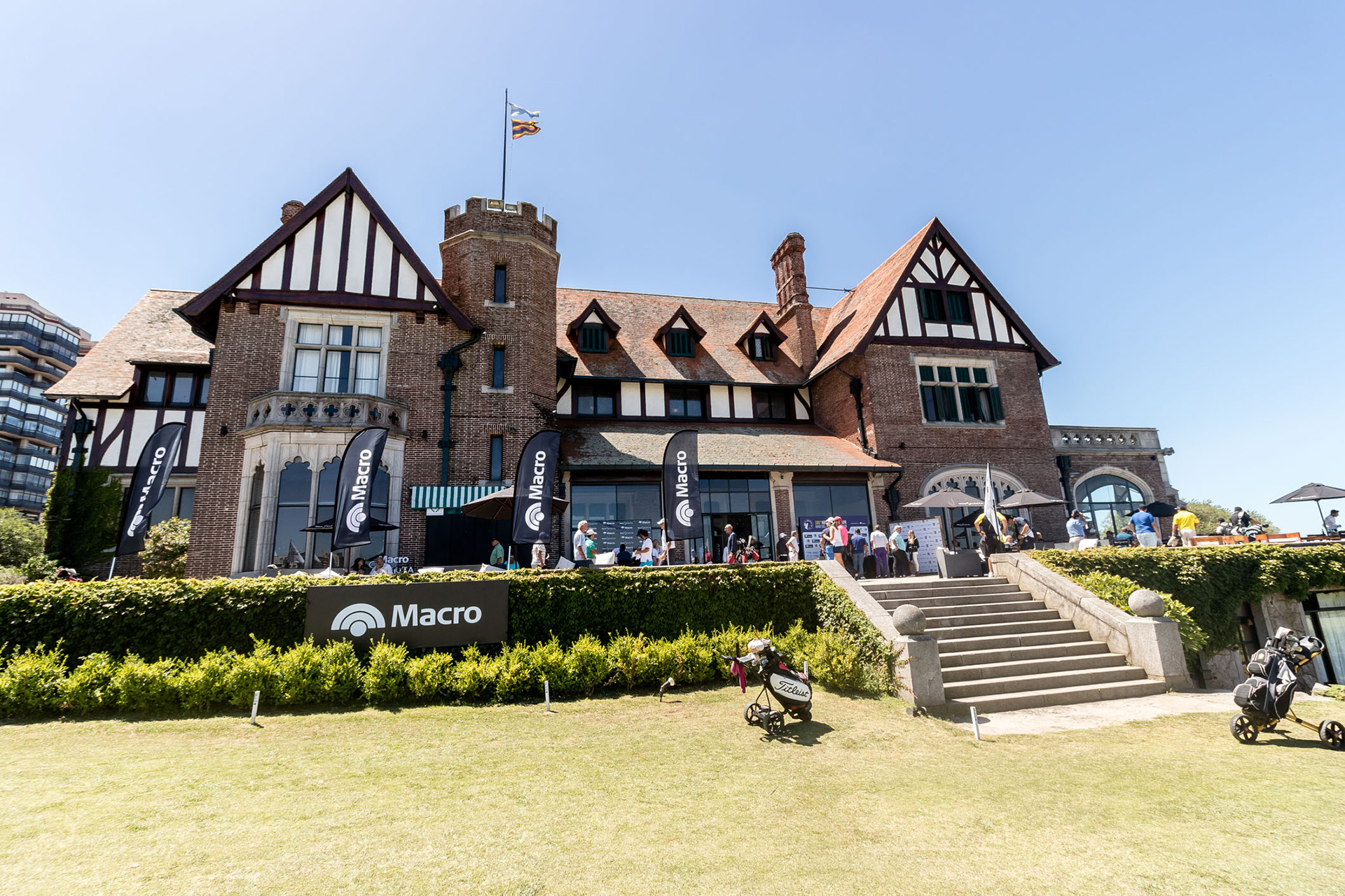 Mar del Plata Golf Club en Playa Grande