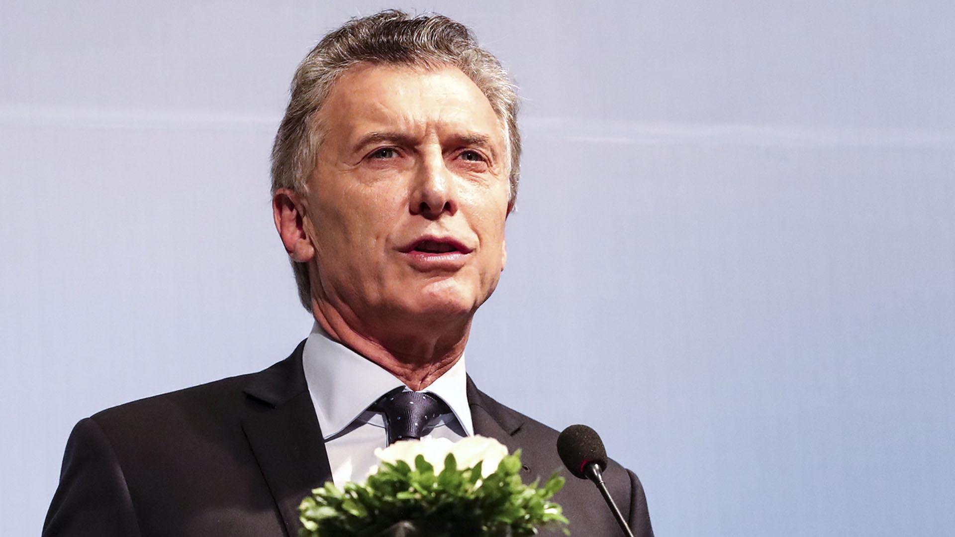 Mauricio Macri (Presidencia de la Nacion)