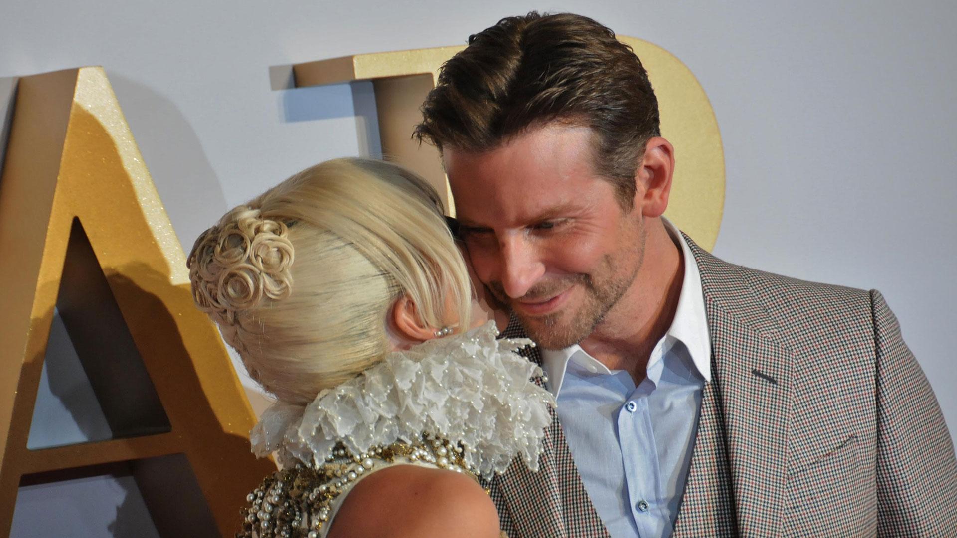 Lady Gaga y Bradley Cooper, ¿juntos en la vida real?