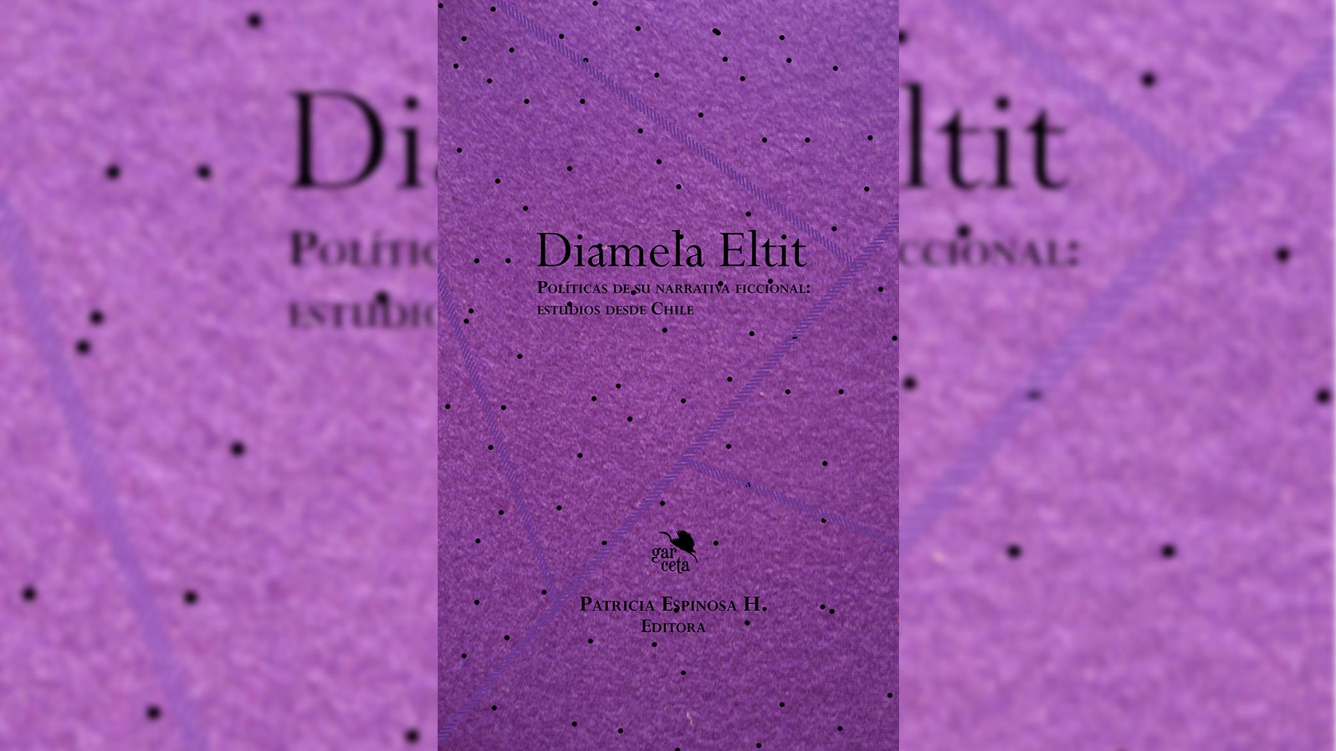 El libro que reúne ensayos sobre la obra de Eltit