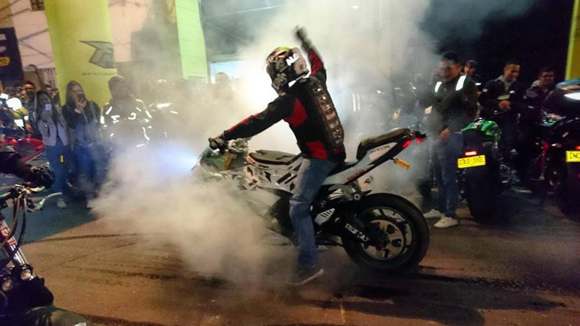 En Colombia existen pocos campeonatos esporádicos de Stunt.
