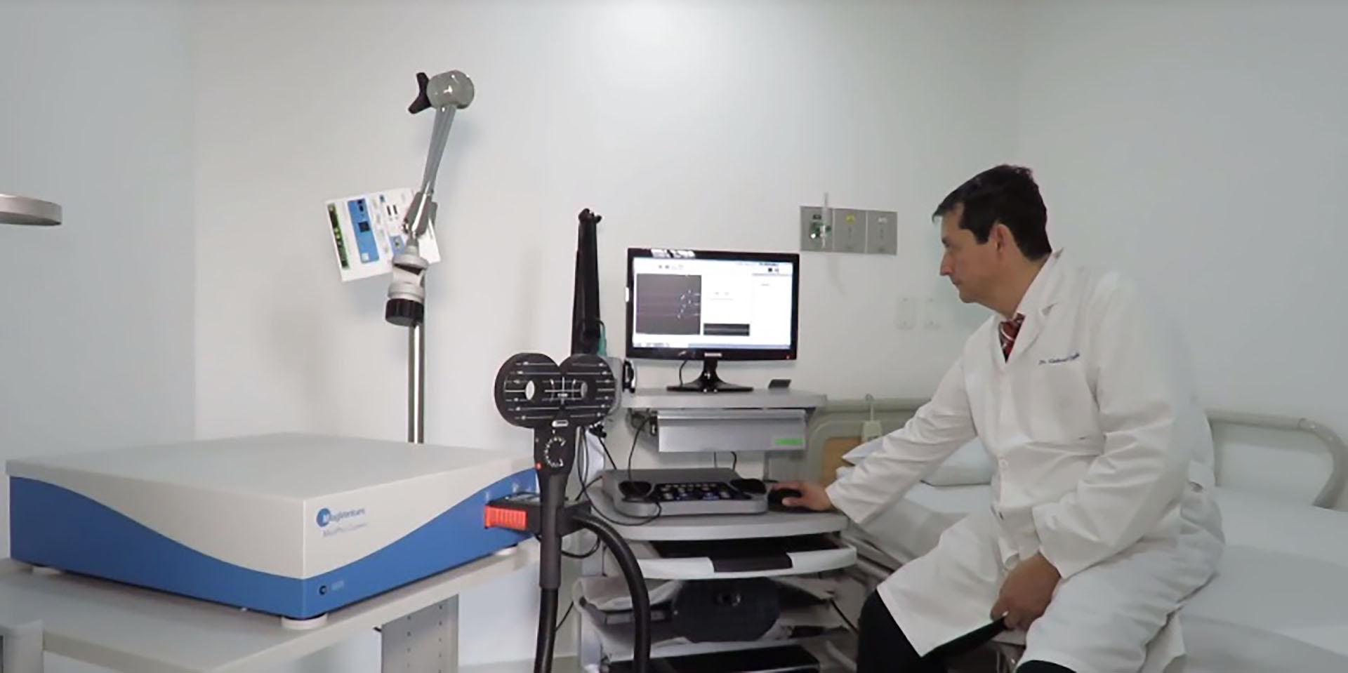 Ondasmagnética repetitiva aplicadas en el cerebro de los pacientes puede modificar la respuesta neuronal del cerebro encargada del movimiento y activar los músculos.