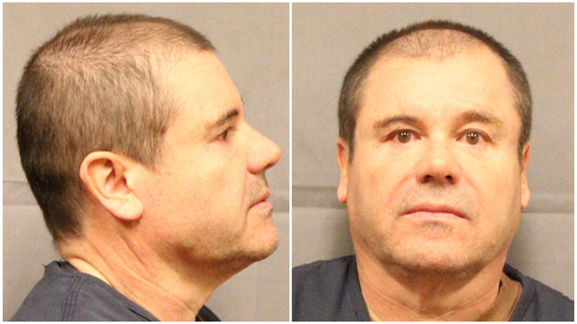 """""""El Chapo"""" fue condenado a cadena perpetua en una corte de la ciudad de Nueva York (Fotos: Reuters)"""