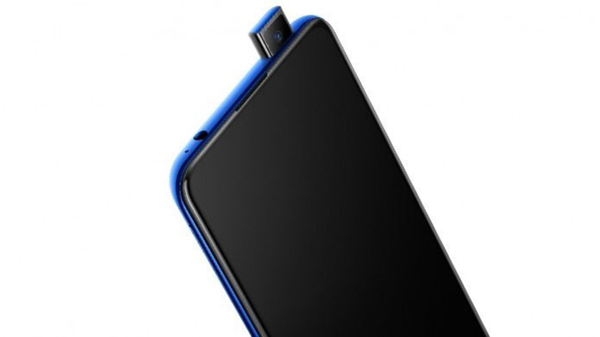 El móvil cuenta con cámara frontal retráctil de 32 MP.