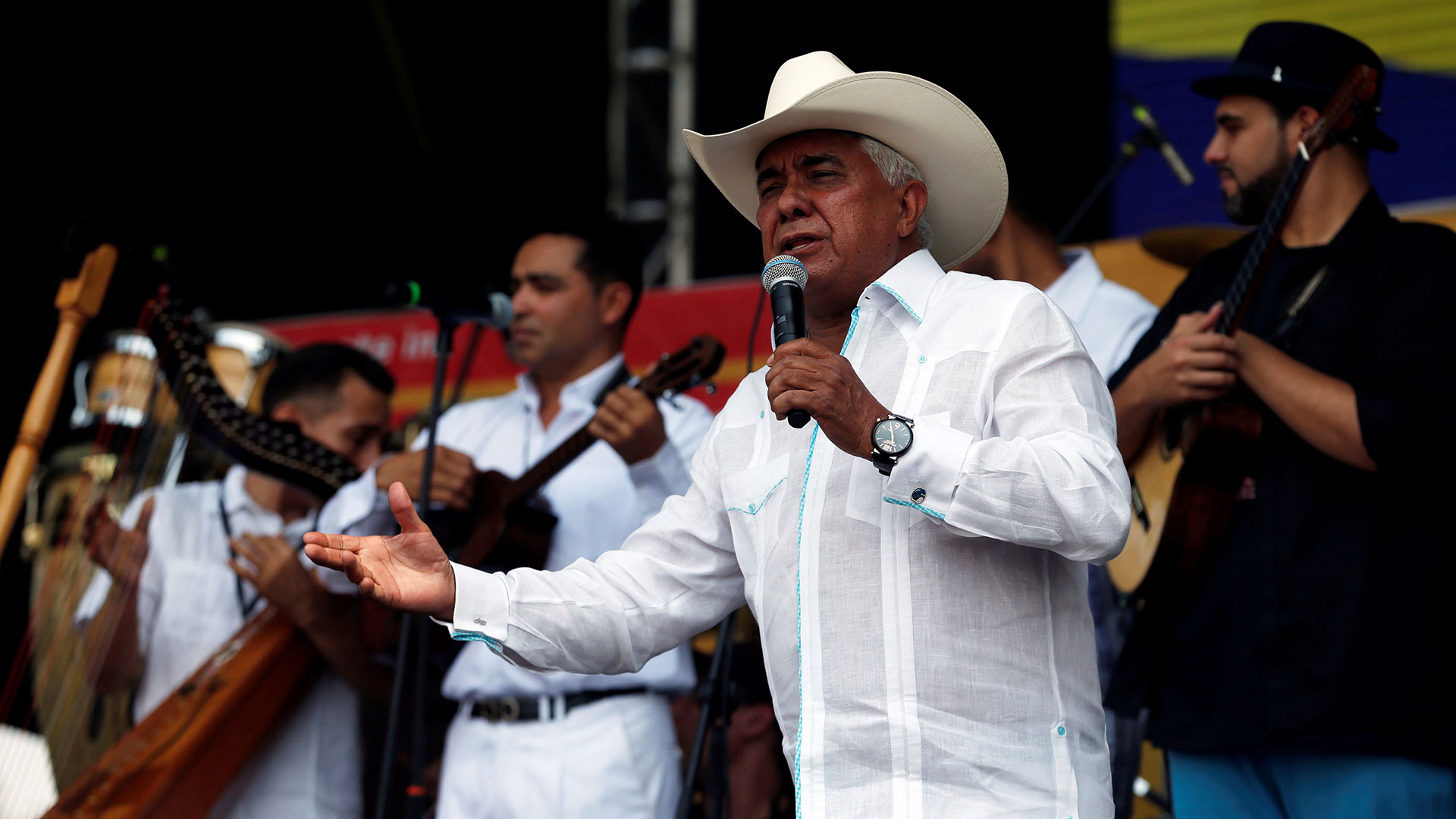 Reynaldo Armas (Reuters)